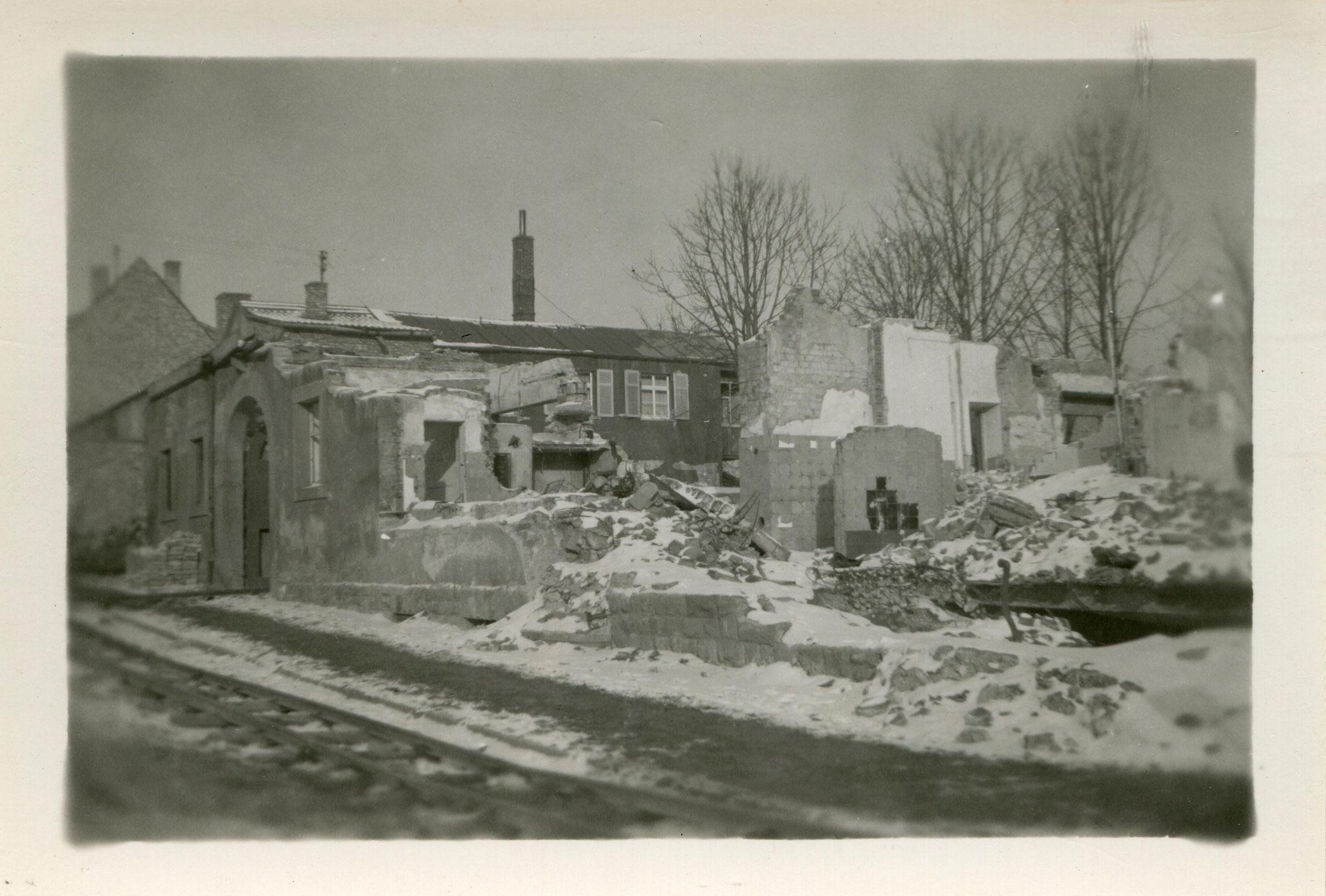 Neue Gasse 1945