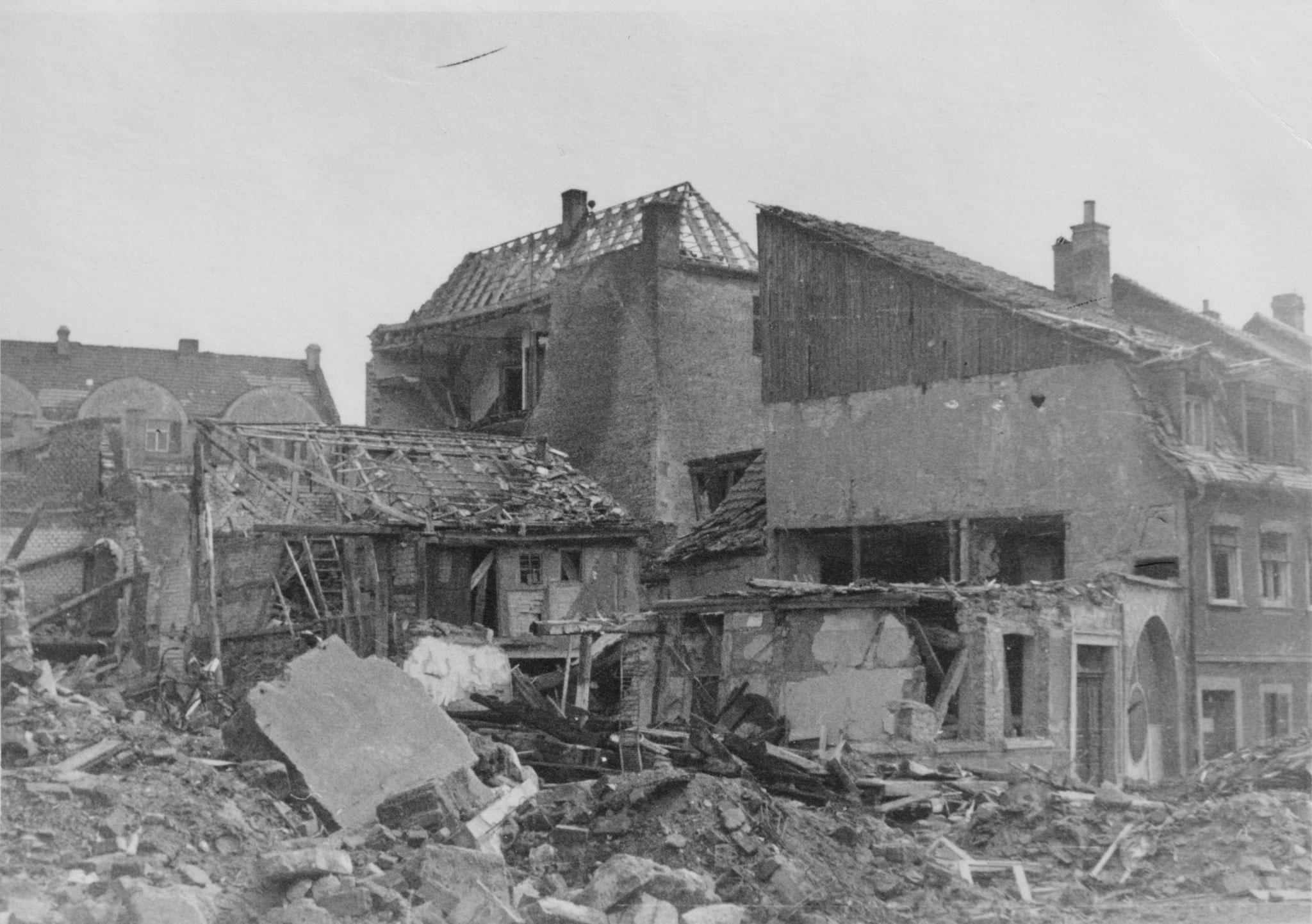 Wolfsgasse 18, 1944
