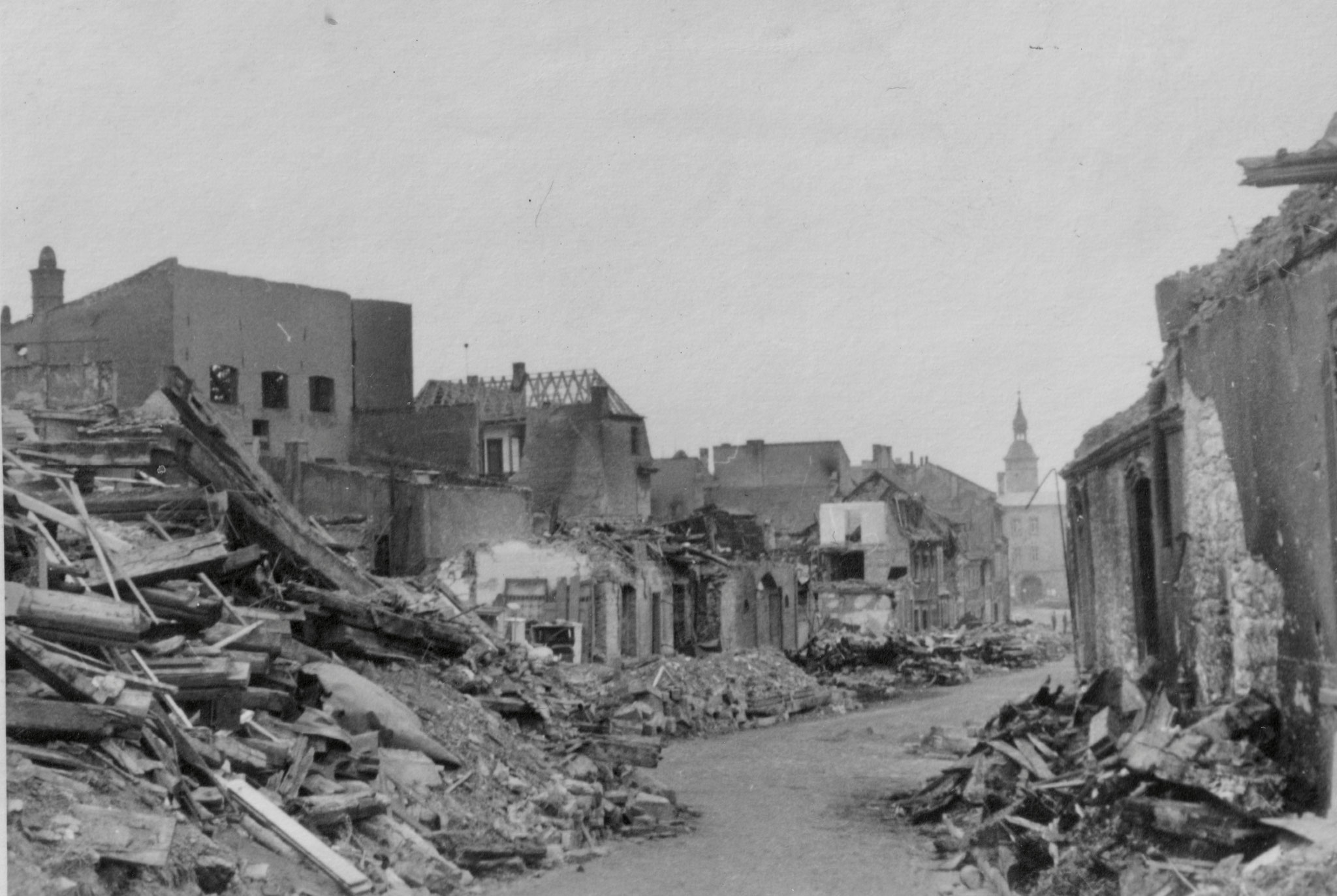 Wolfsgasse, 25. Februar 1944