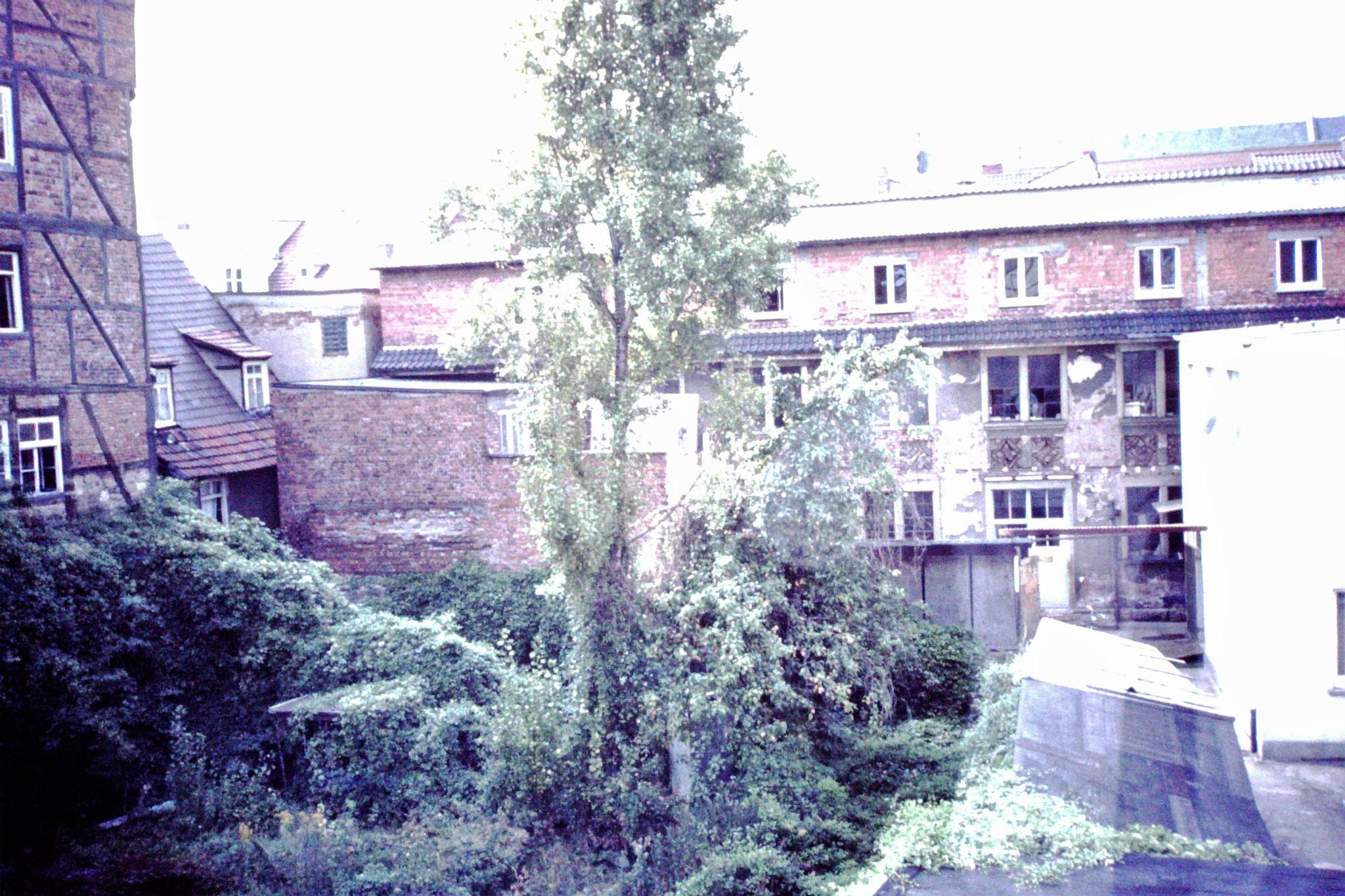 Schrotturm Hof 1981