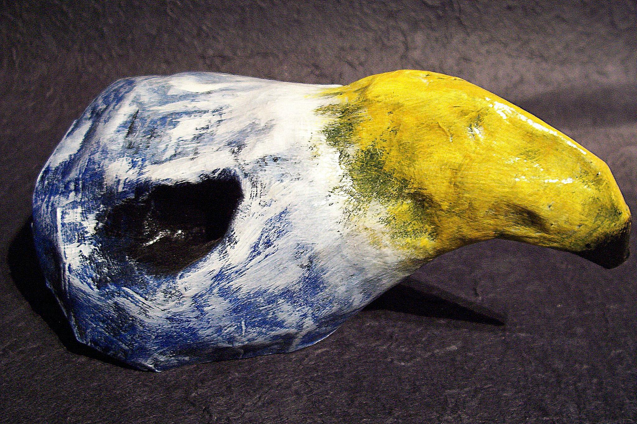 Handvogel / bird for hand