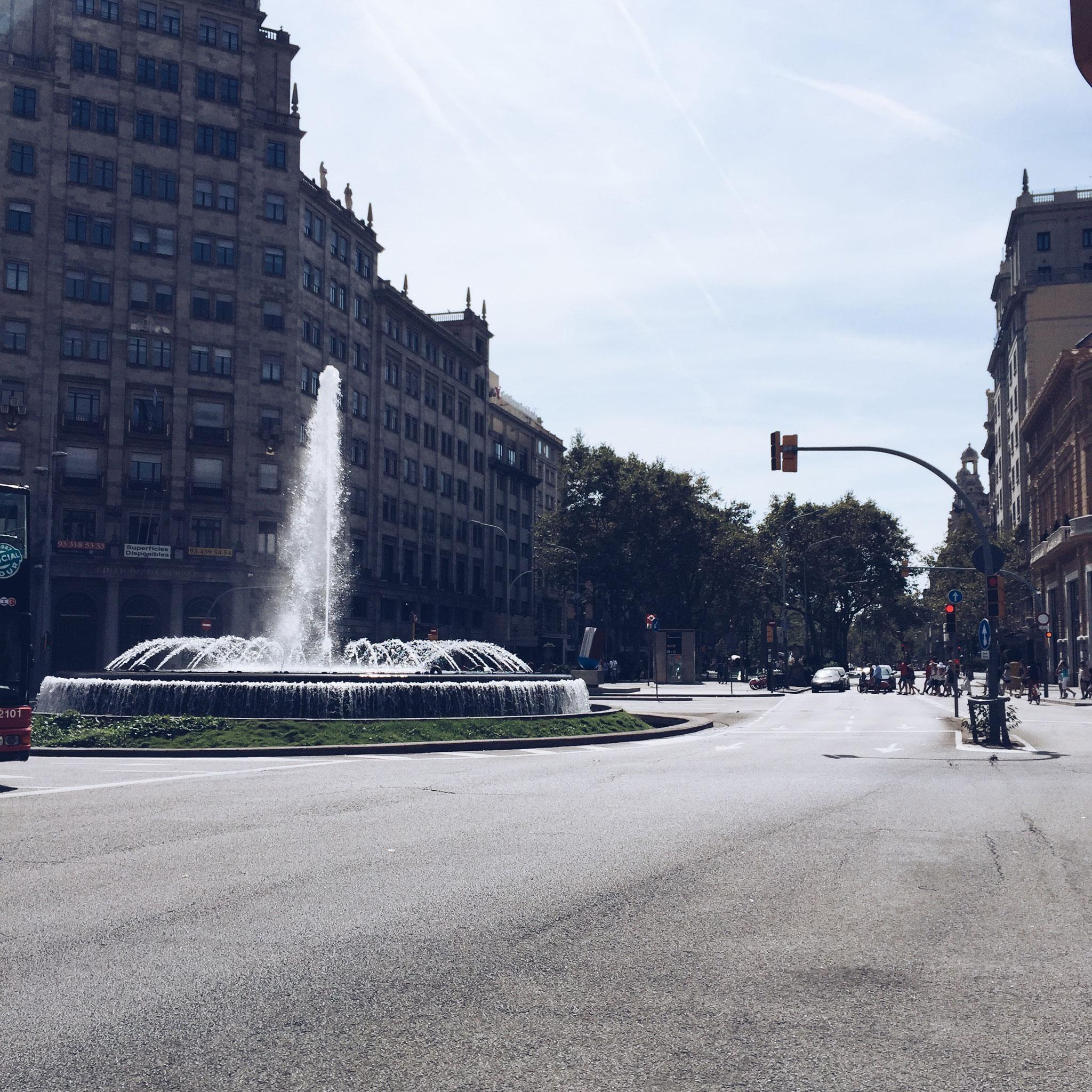 Dagje winkelen op Passeig de Gràcia