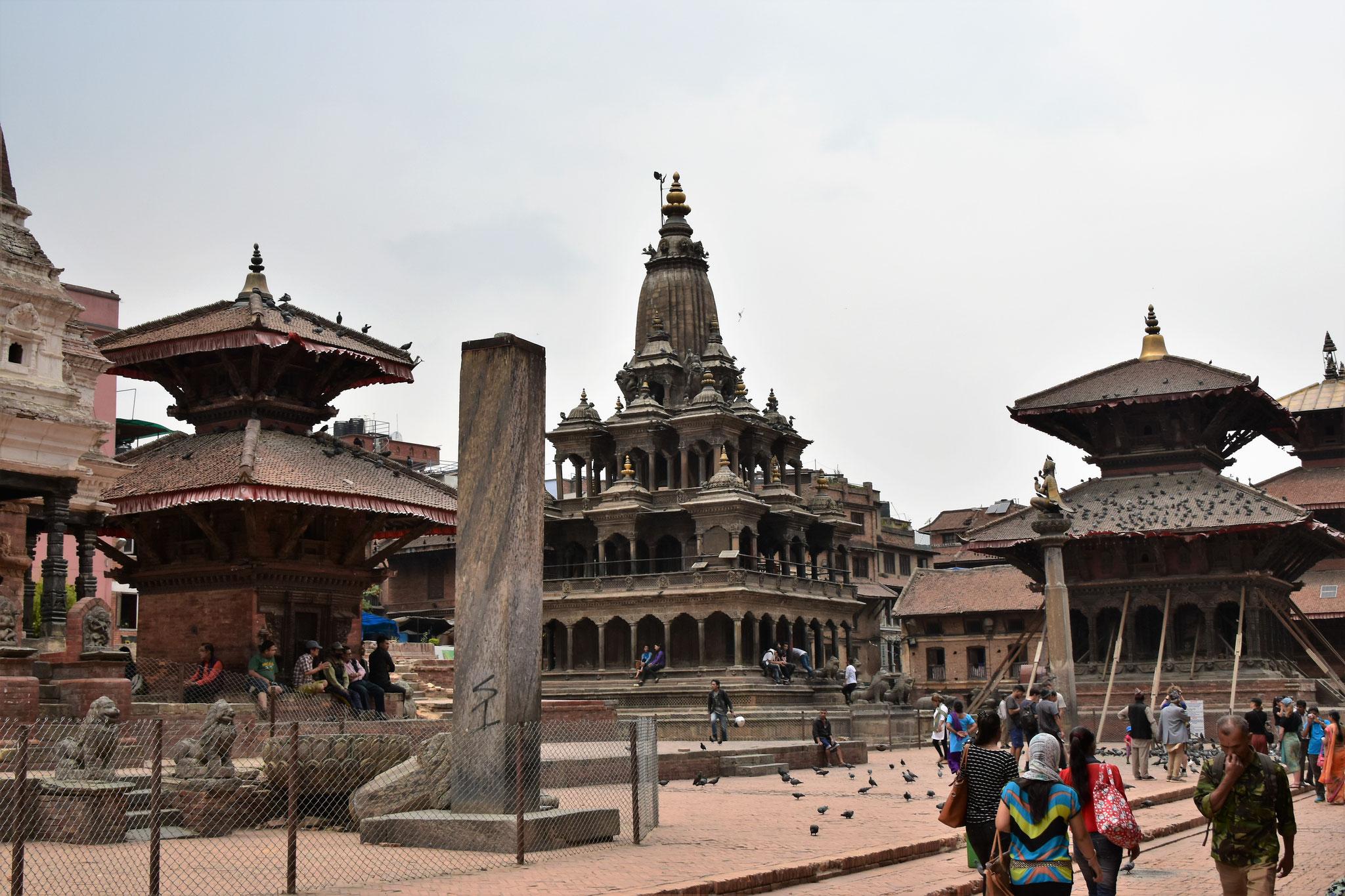 Patan Durbar Square, Lalitpur, Newari Yala