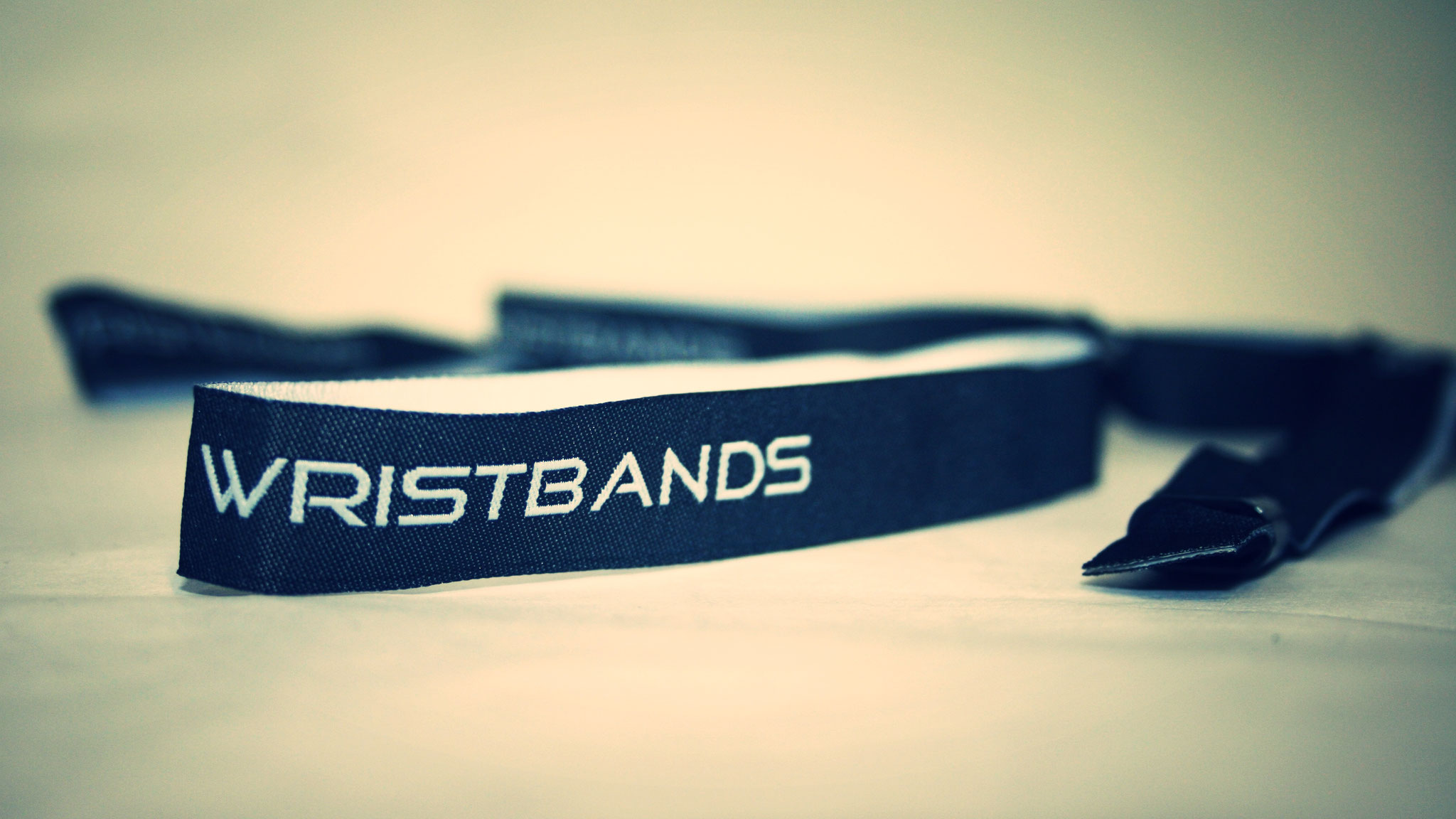 The must have band for crowd control, brand awareness and promotion
