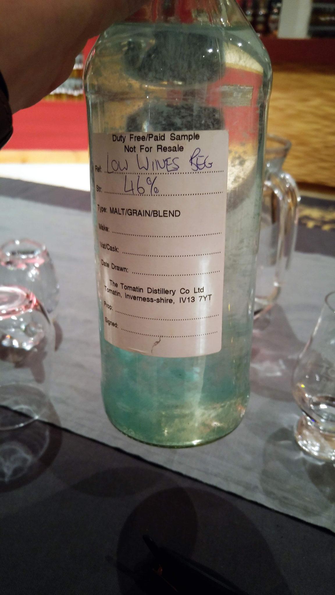 Kein Wunder, dass niemand den Foreshot trinken will. Grüne Kupferablagerungen sind bestimmt nicht gut für den Geschmack!
