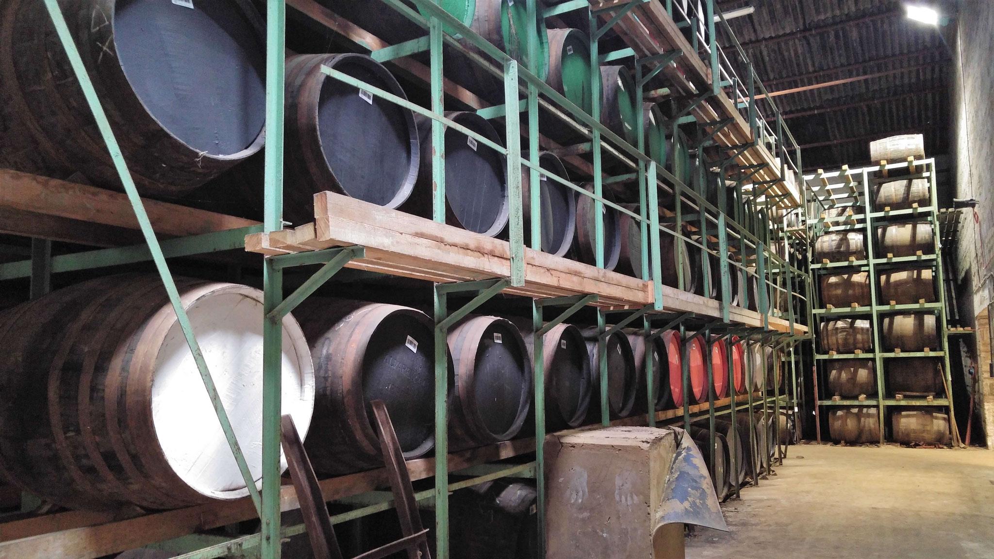Ein klassisches racked Warehouse.