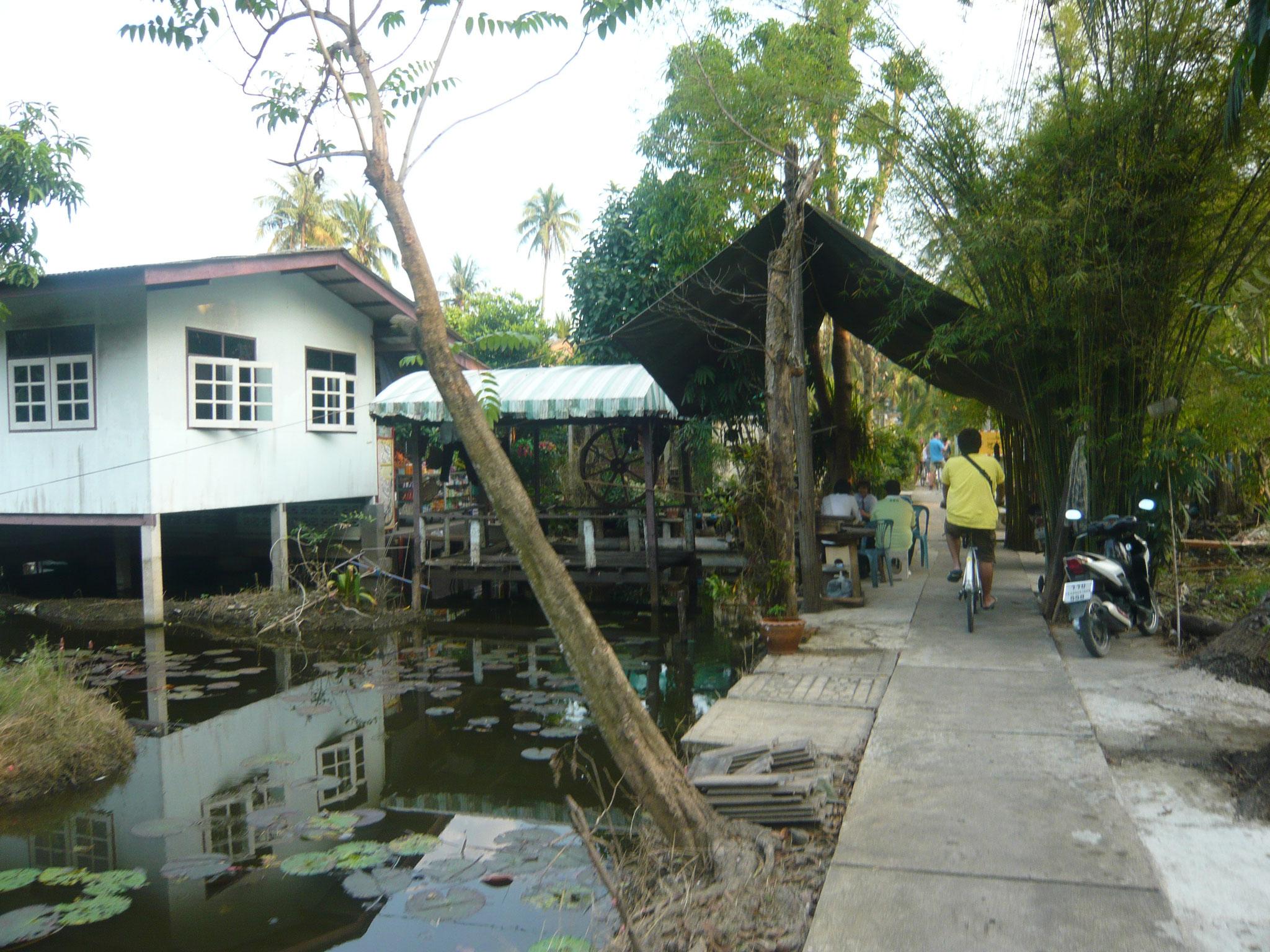 Thailand, Bangkok - die Radtour-Stadtour