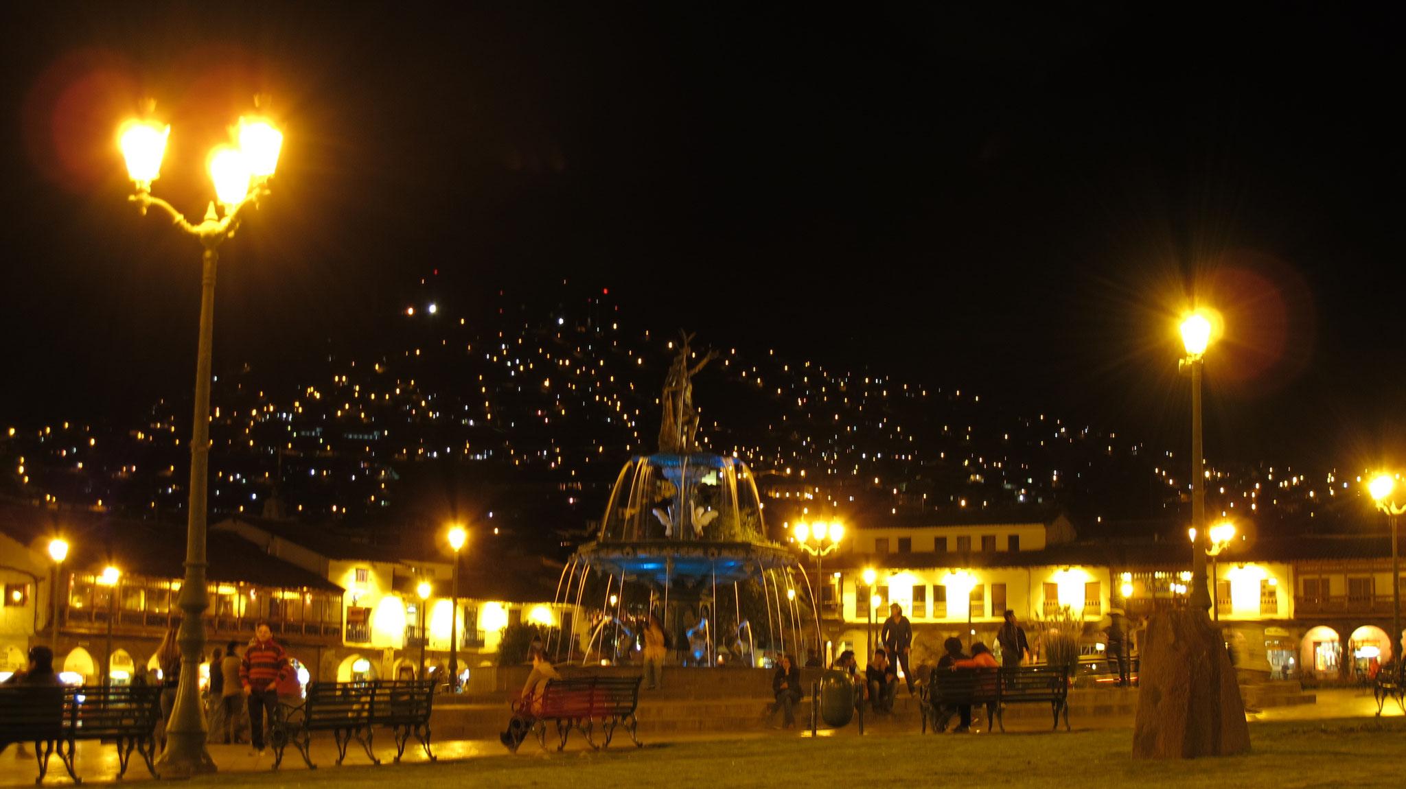 Bolivien - Cusco - Ein Abend mit dem Ex