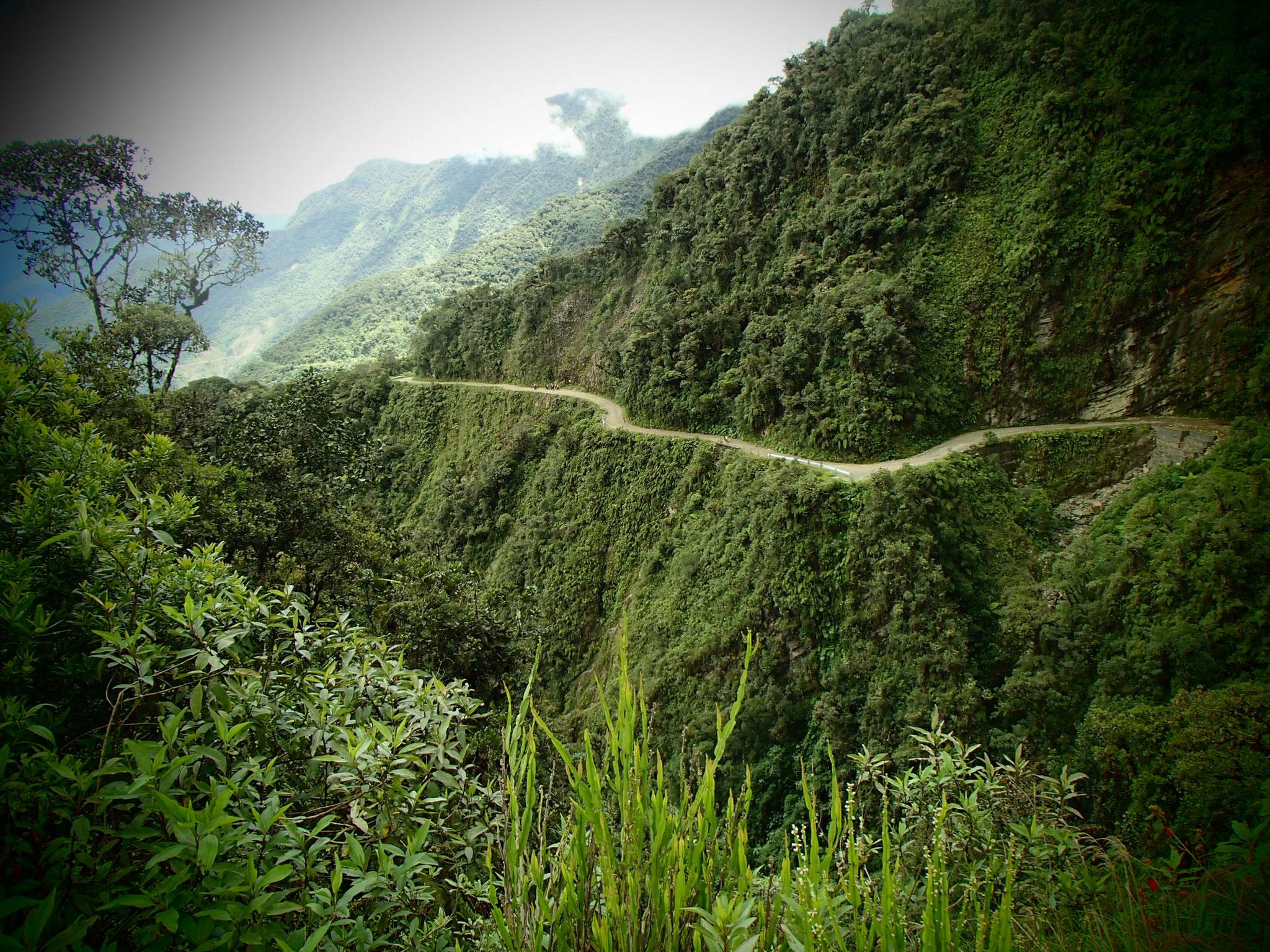 Bolivien - Die gefährliche Radtour