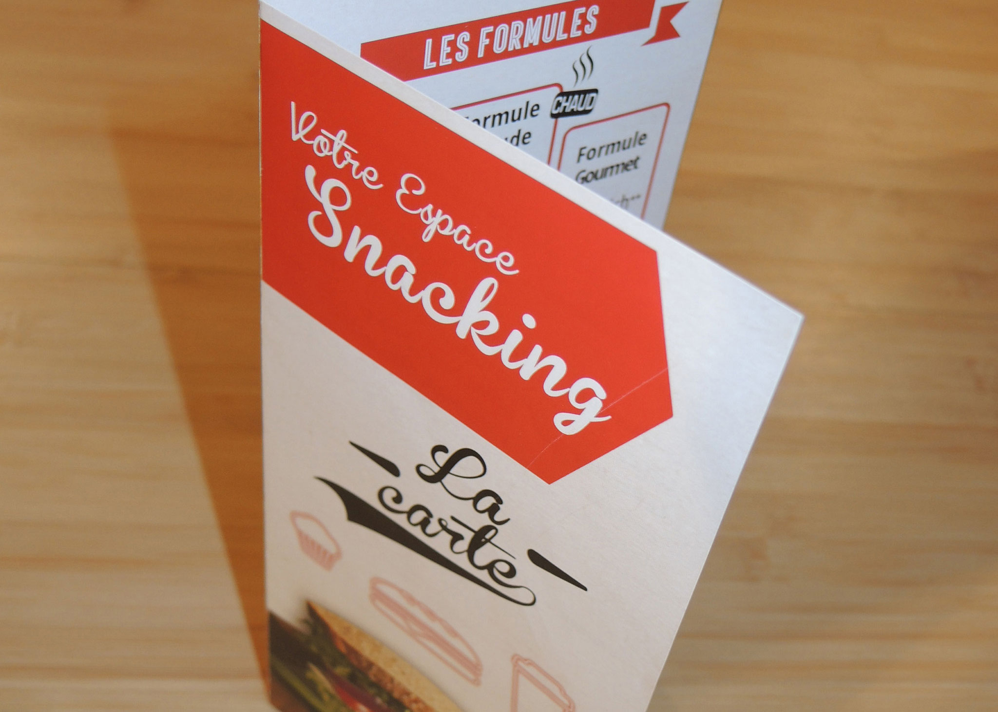 Carte snacking