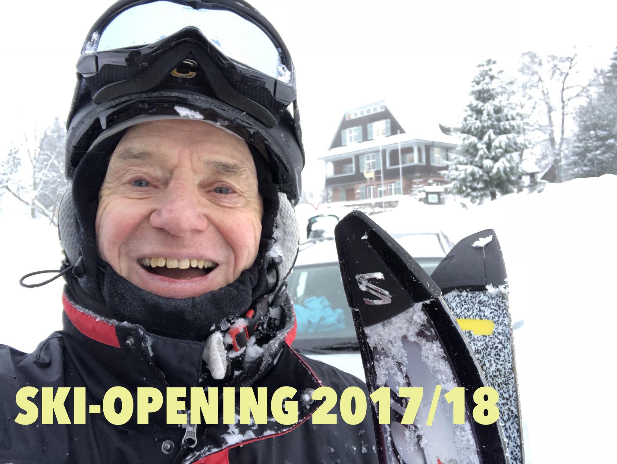 Ruhestein alpin 2017