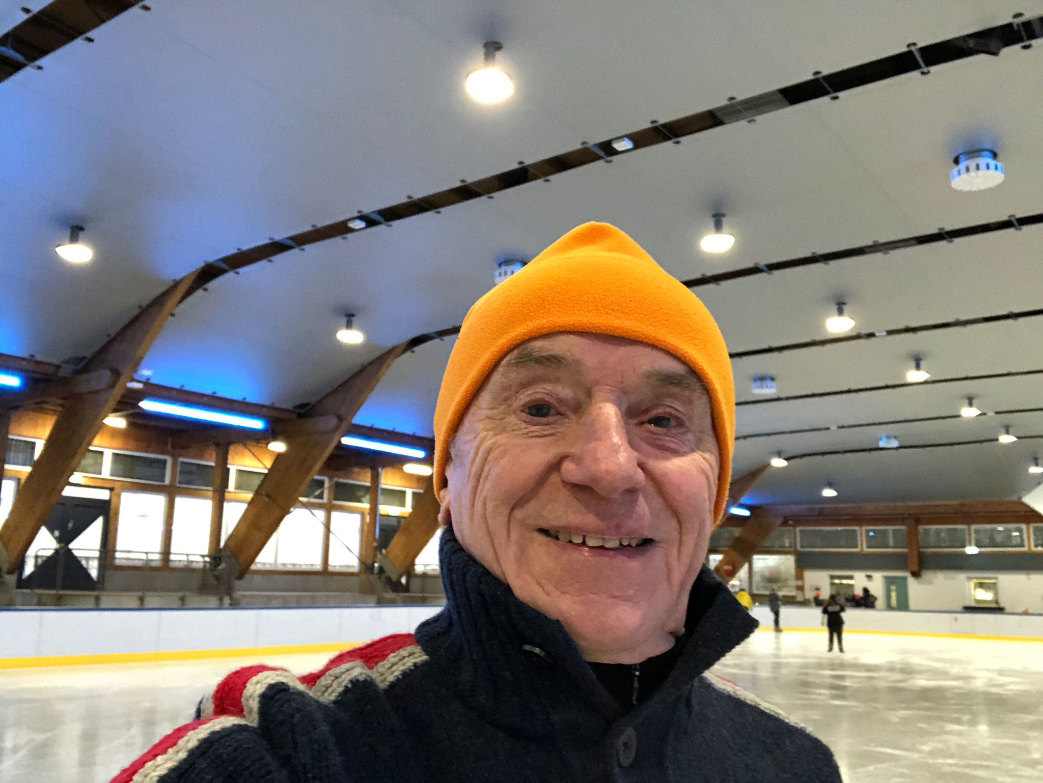 2020 neue Eislaufhalle in Baiersbronn
