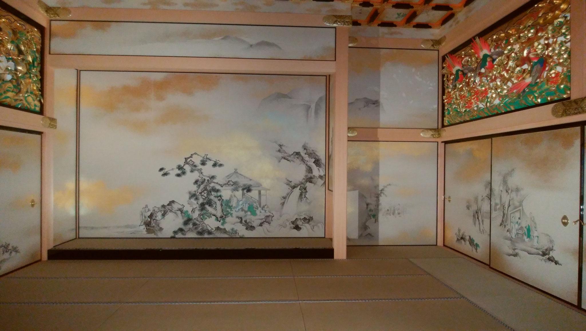 本丸御殿の1室