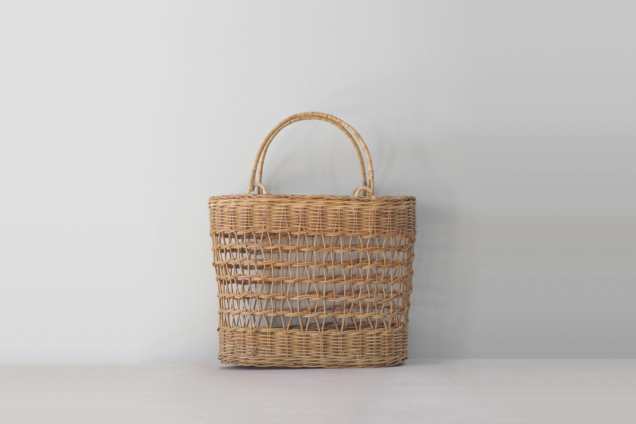 カンボジア雑貨 -ラタンバッグ