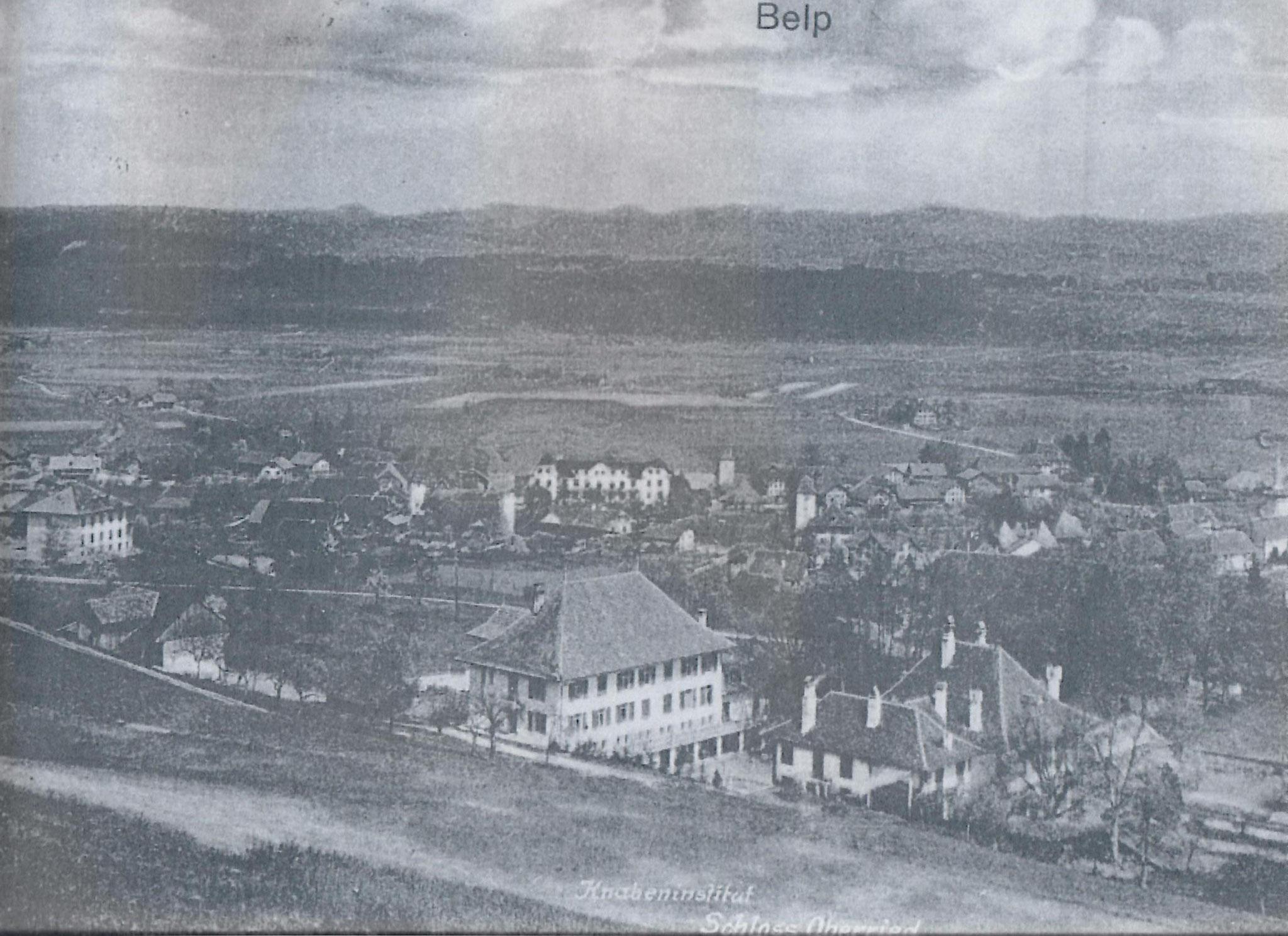 1914, Bauernhaus ohne Wohnung