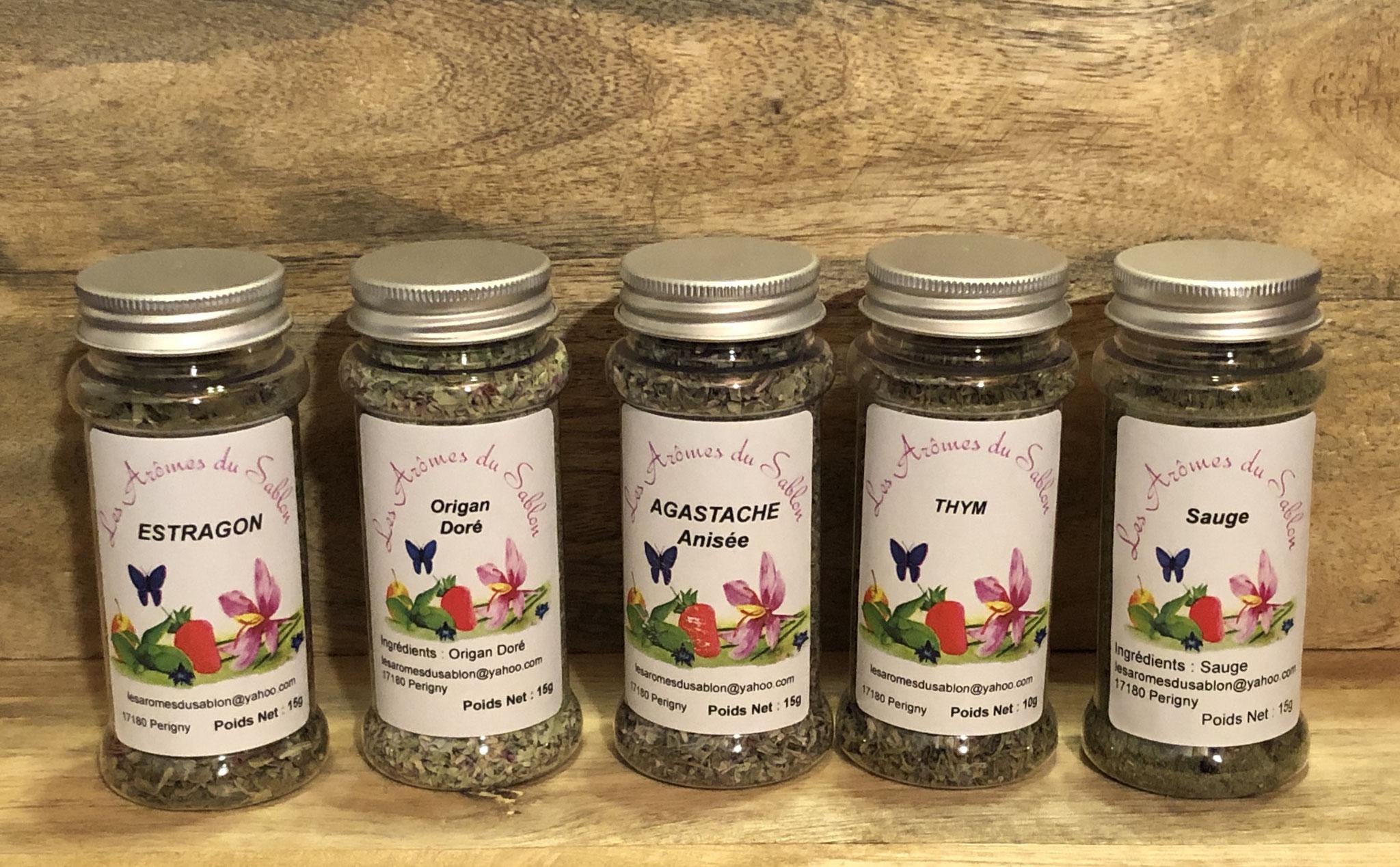 Les Pots Aromates