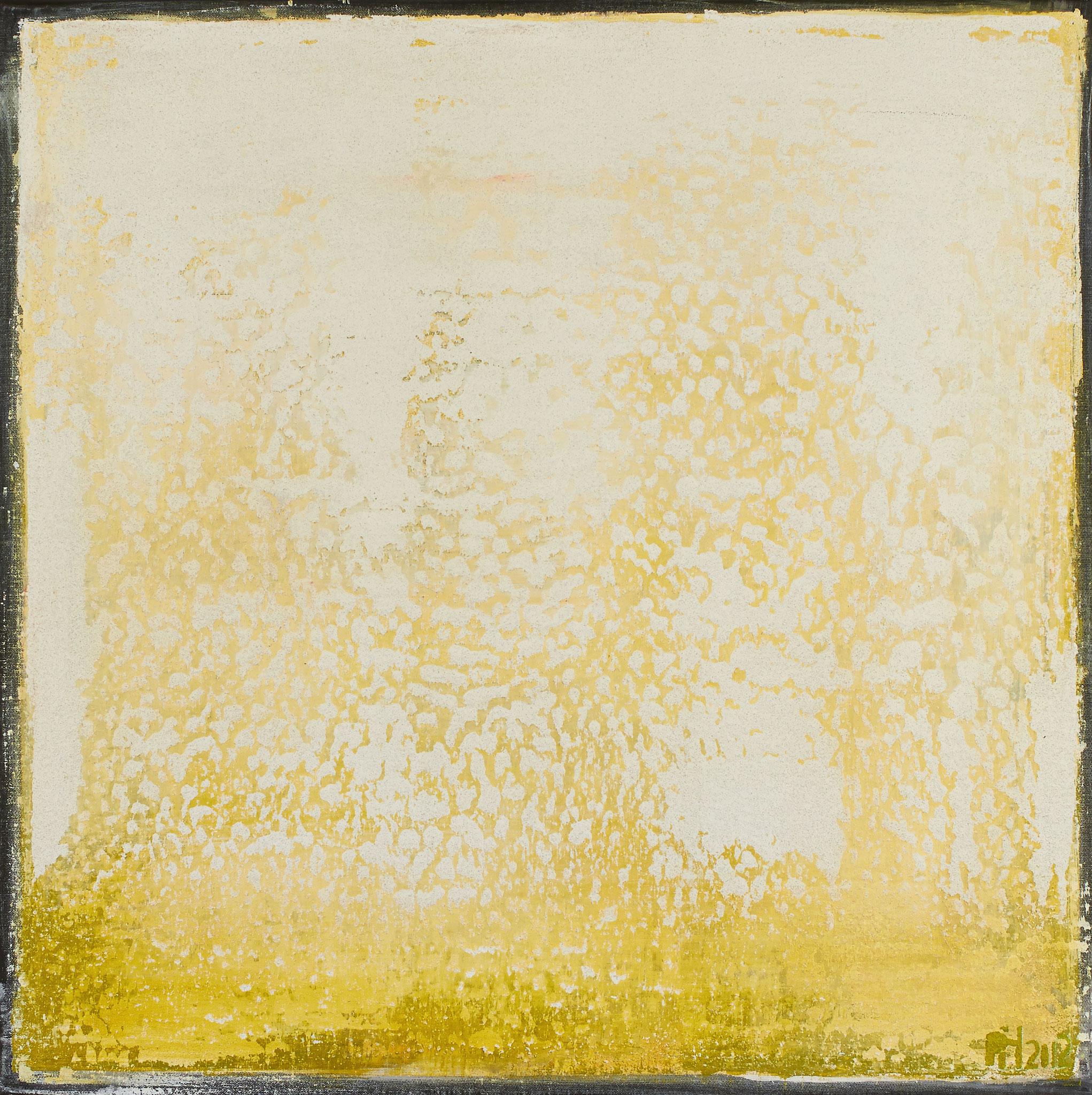 No. 32 - Mischtechnik Acryl auf Leinwand 70x70 cm (2012)