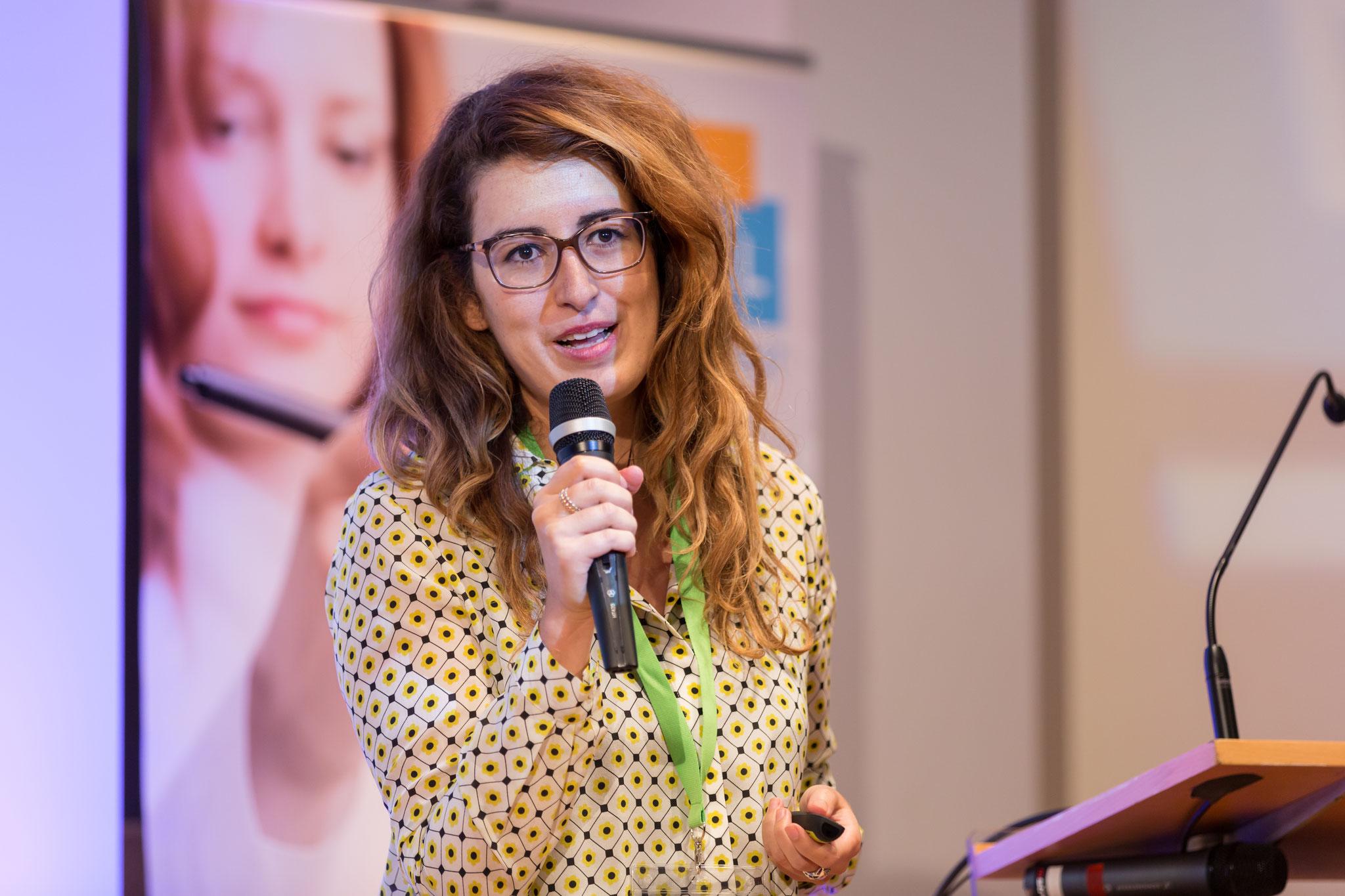 Prix Entrepreneuse : Laure-Anne Chich, DatchMe