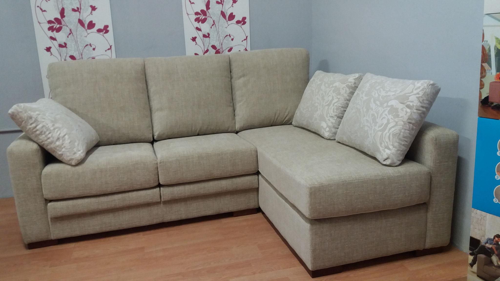 Sofas chaise longue - EntreSofas - Sofas Valladolid