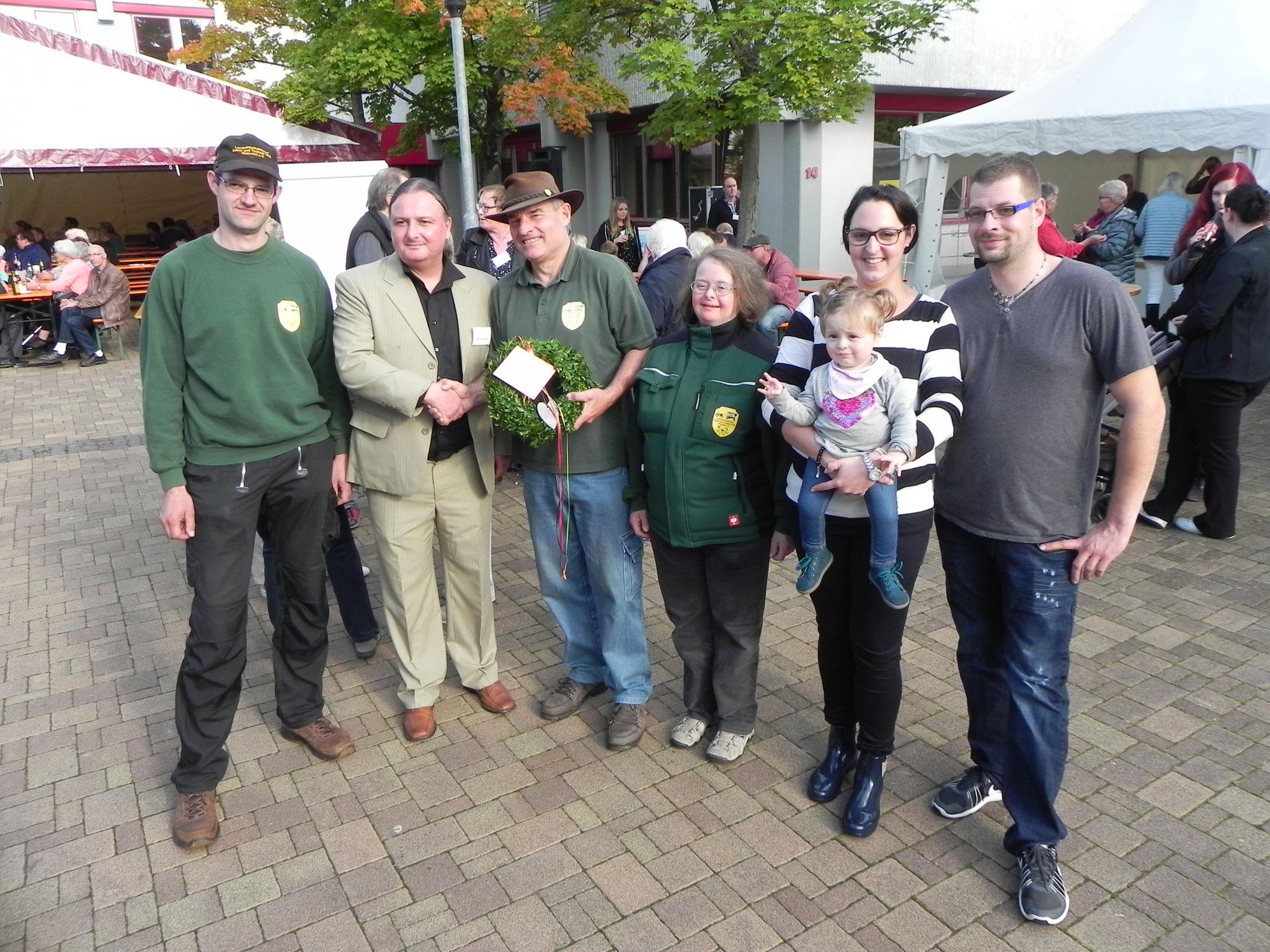 Oktoberfest Kaufpark Wehrda 2017