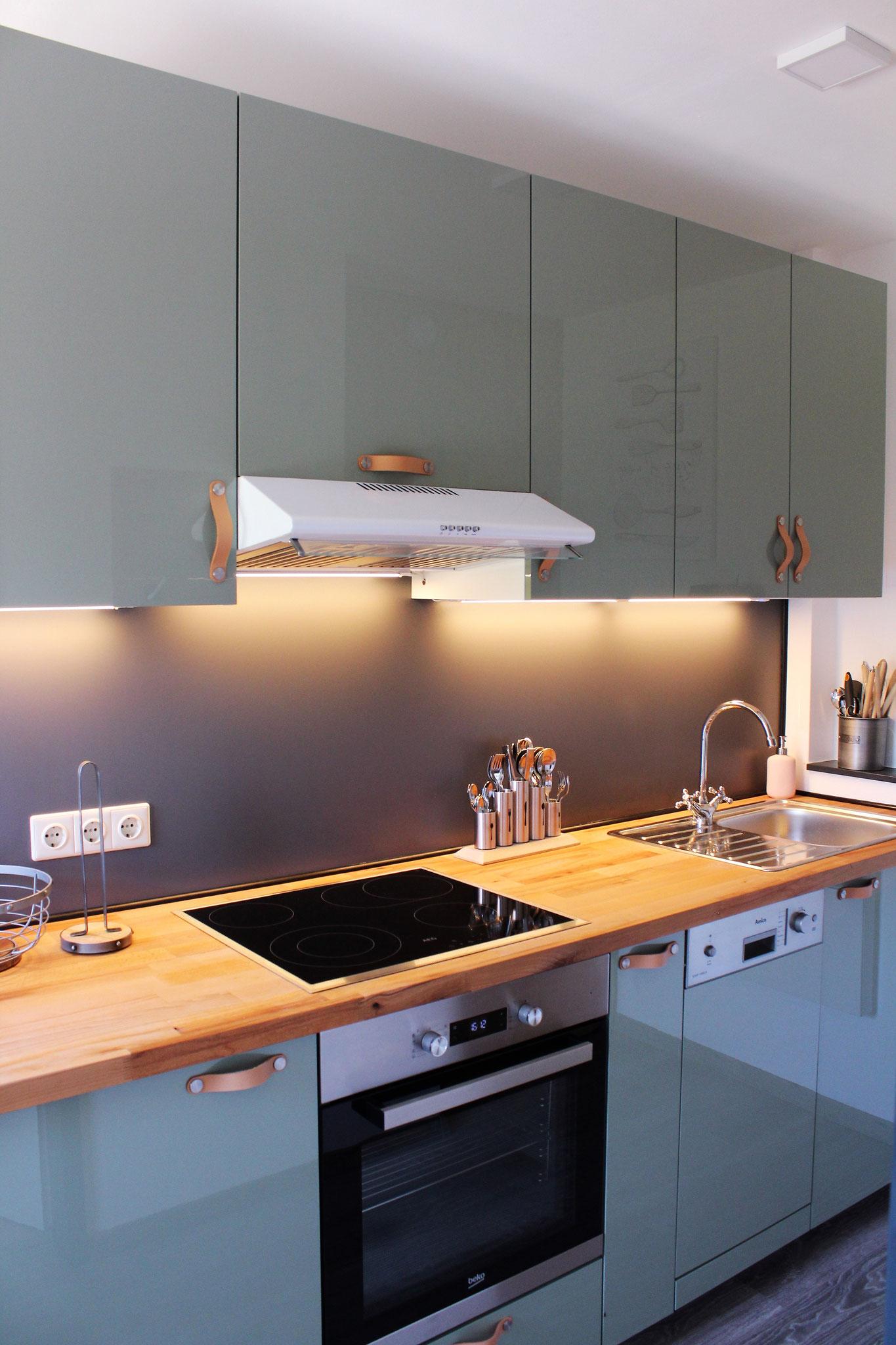 Küche ©KnallerbsenHof