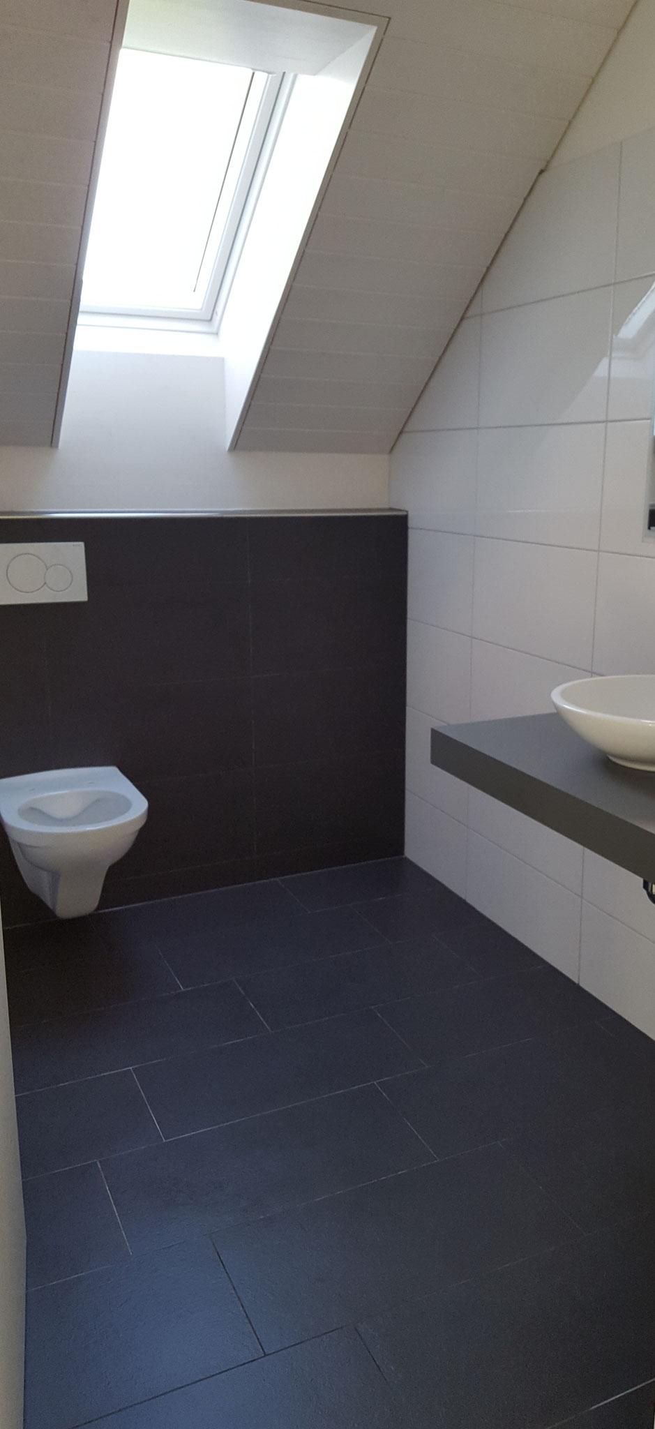 Gäste-WC 4.5 Zimmer Wohnung