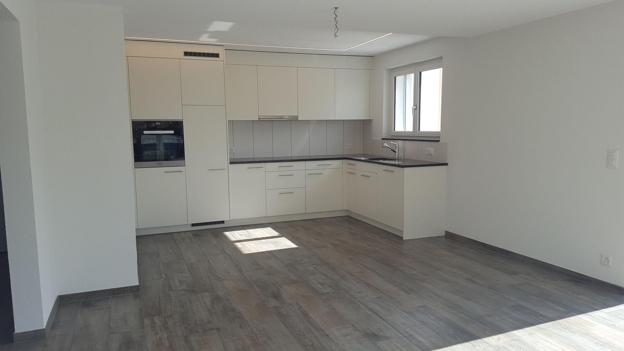 Küche 3.5 Zimmer Wohnung