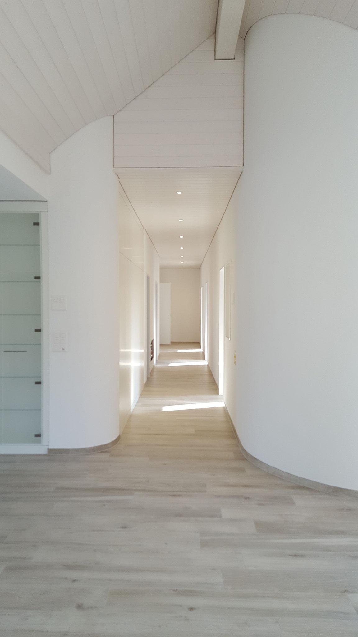 Korridor 4.5 Zimmer Wohnung