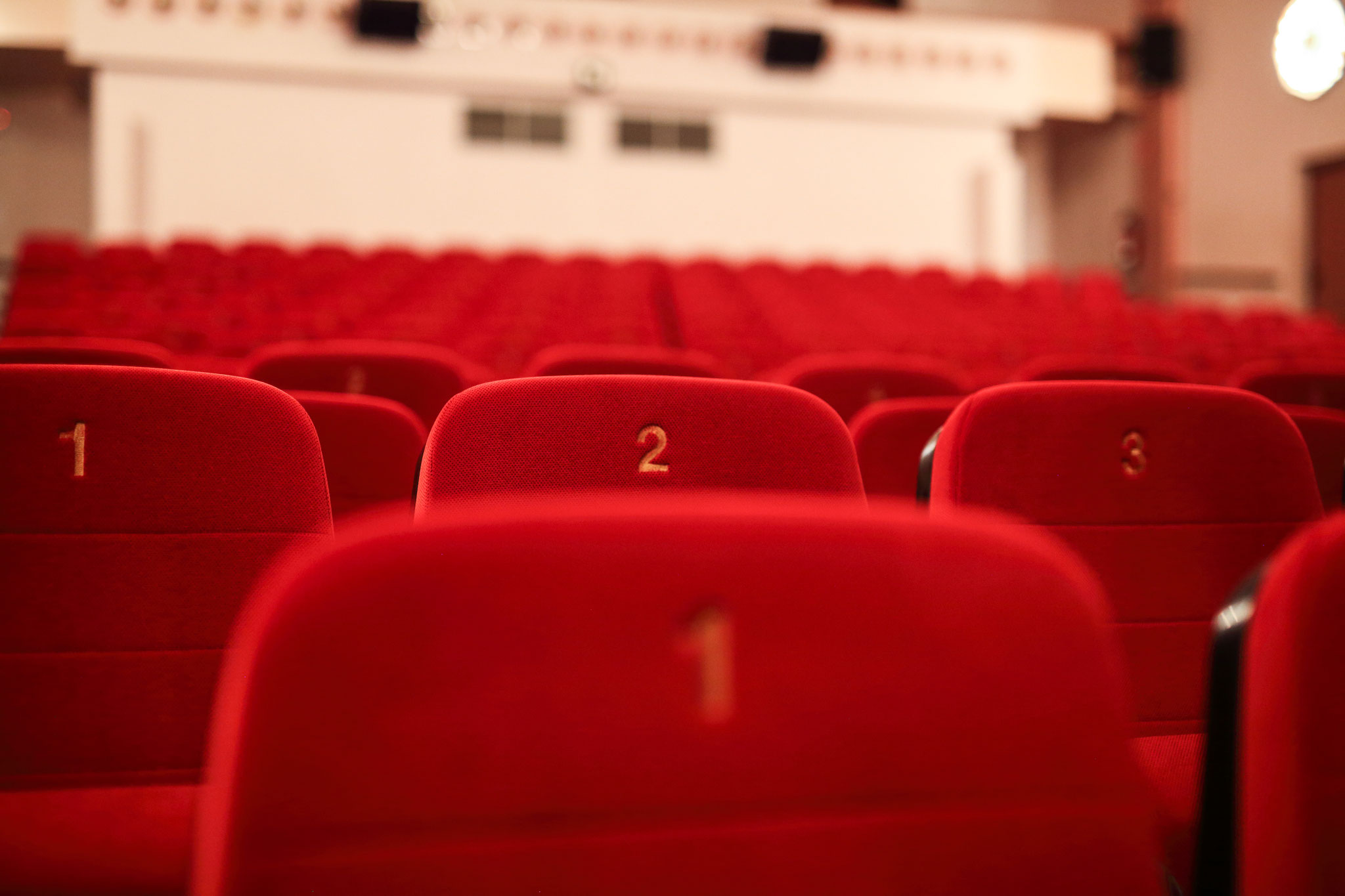Großer Saal, Kulturzentrum Jünglingshaus Eupen