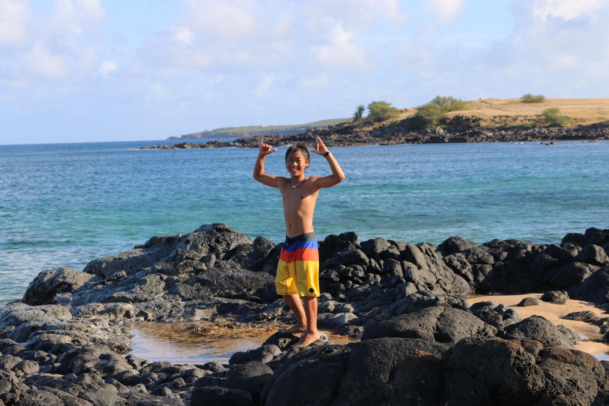 20年変わることないモロカイ島