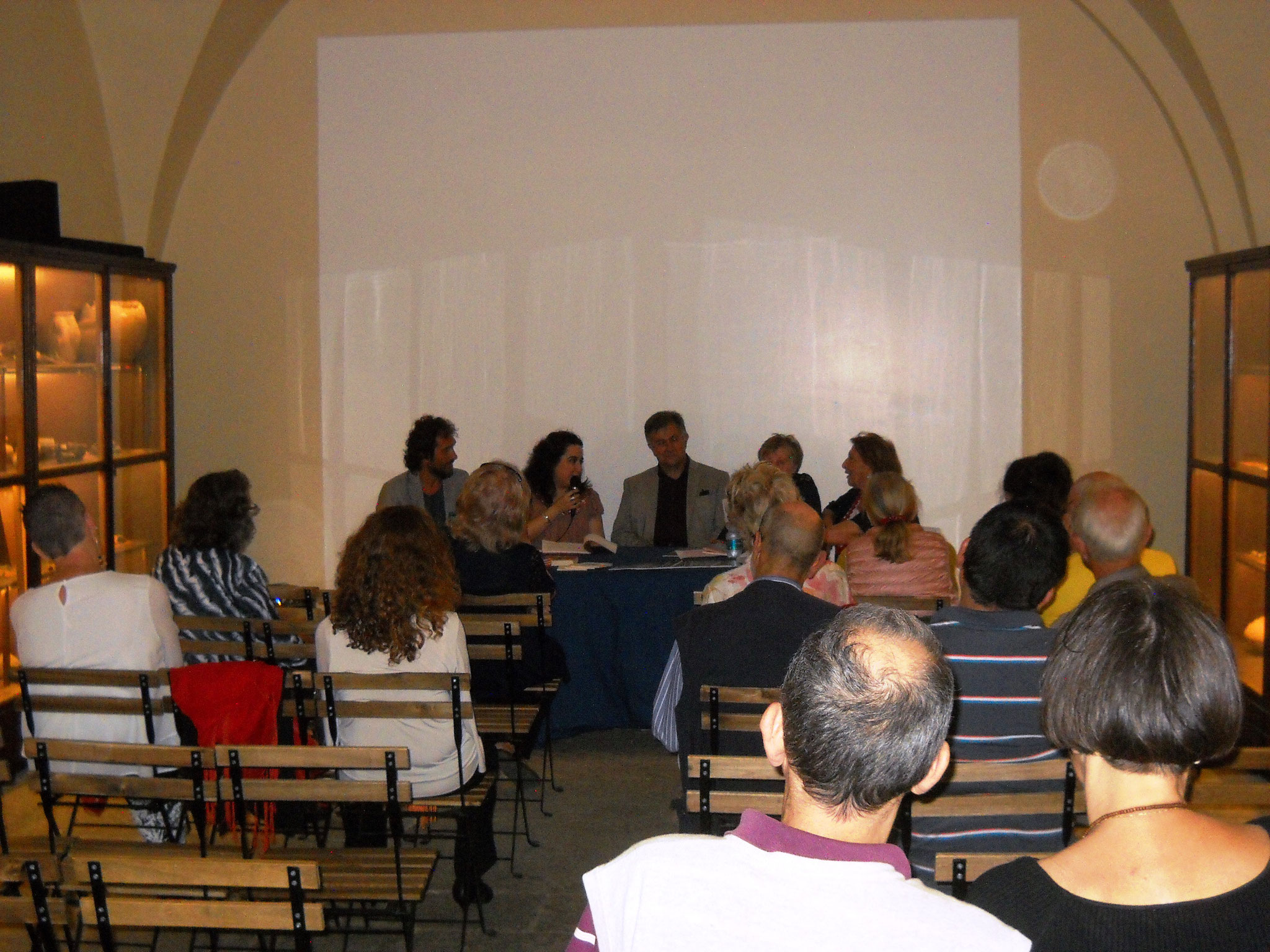 Pubblico dell'evento