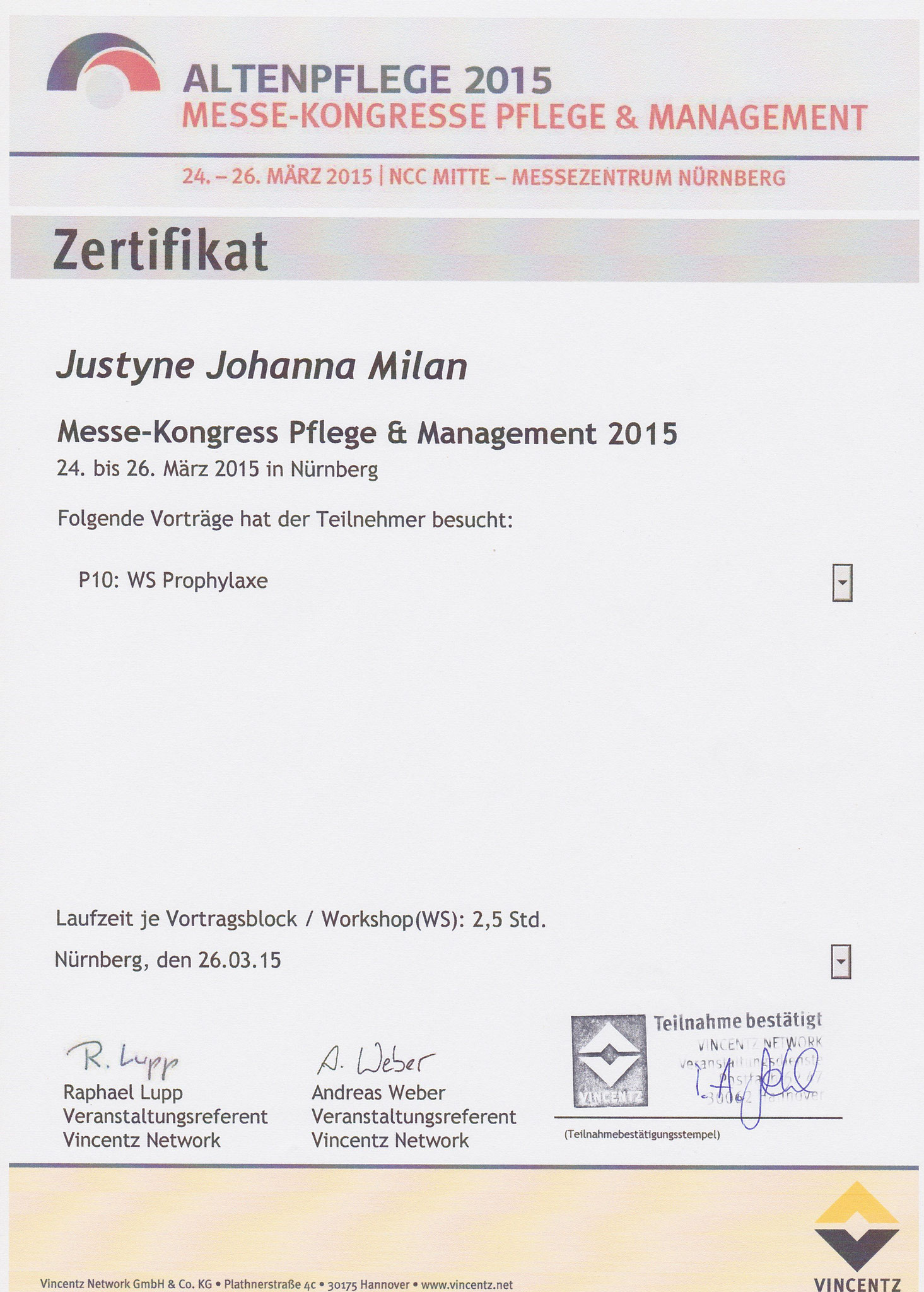 """Workshop Prophylaxe: """"Erhaltung und Förderung der Mobilität in der Pflege"""", Dozent Siegfried Huhn"""