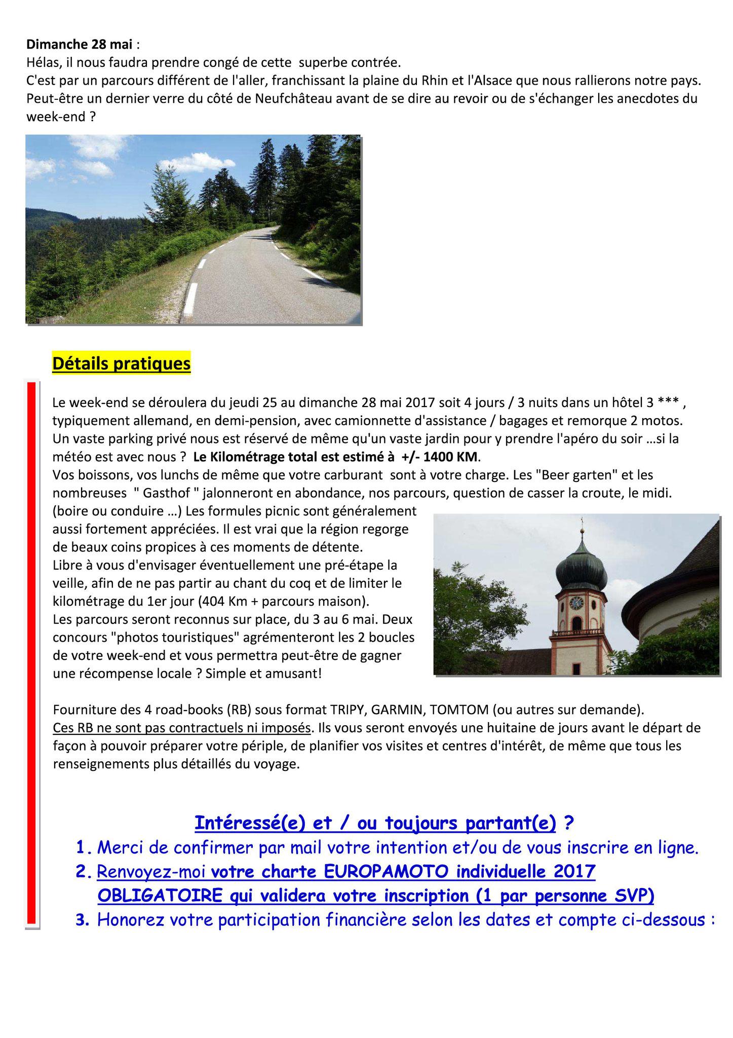 Invitation FORET-NOIRE page 2
