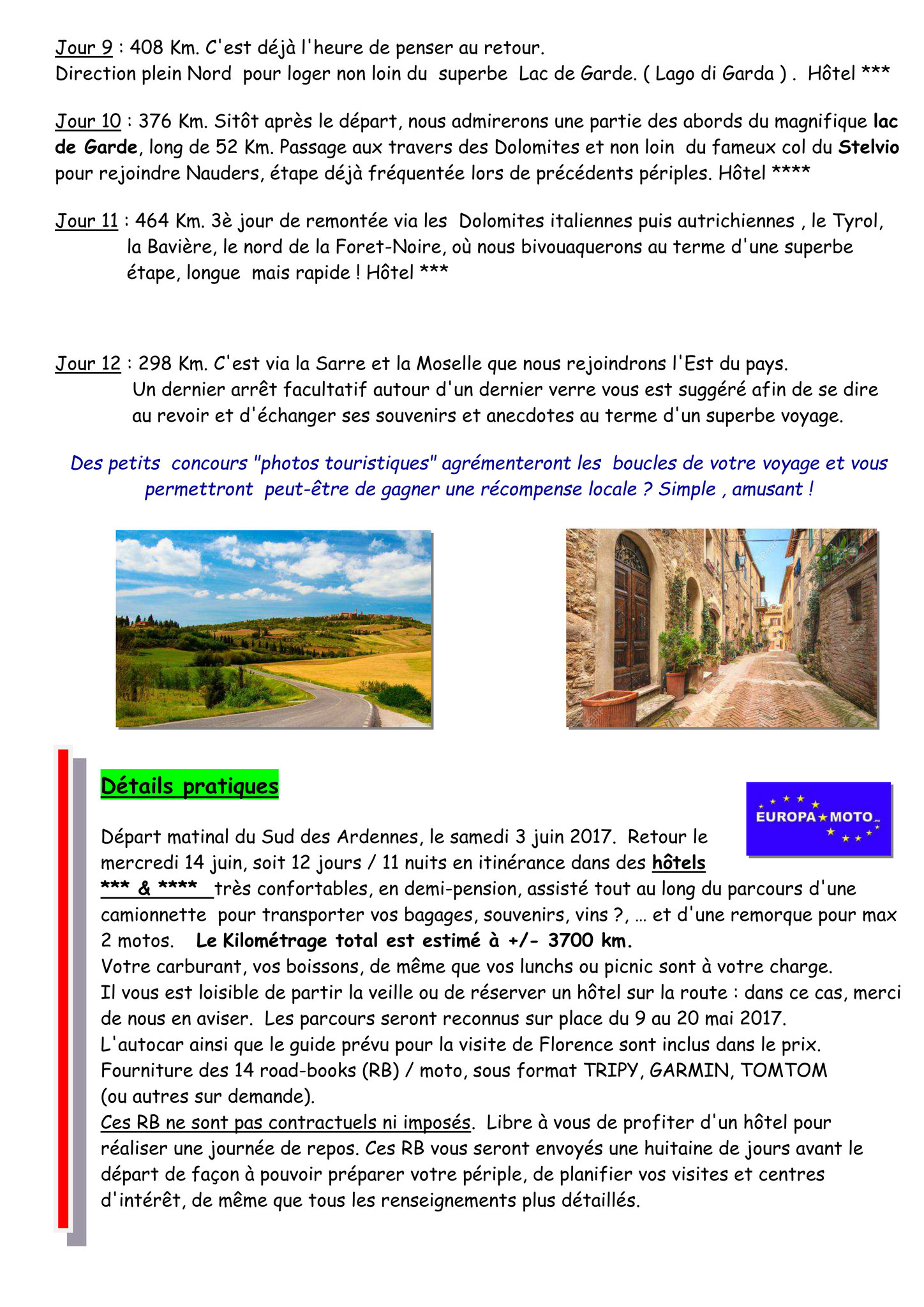 Invitation Toscane page 5