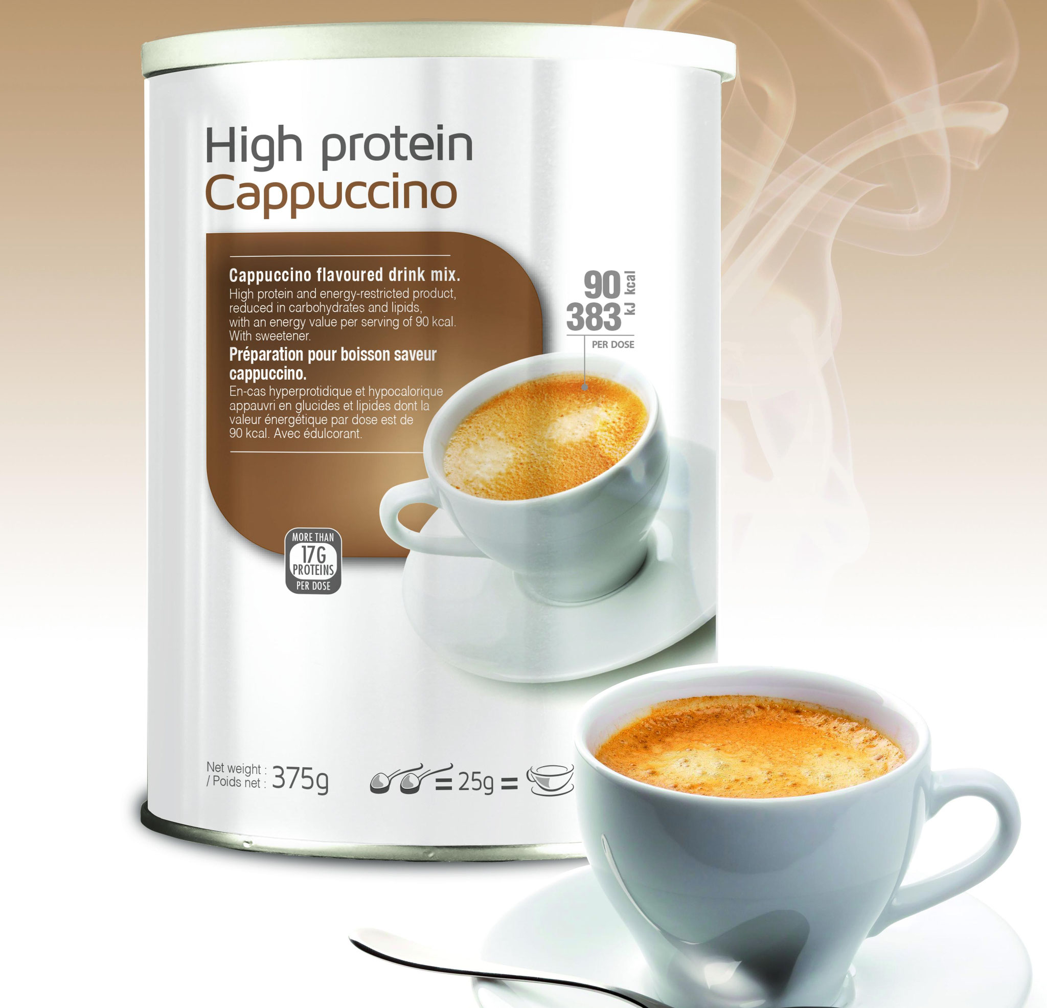 Proweightless Cappuccino