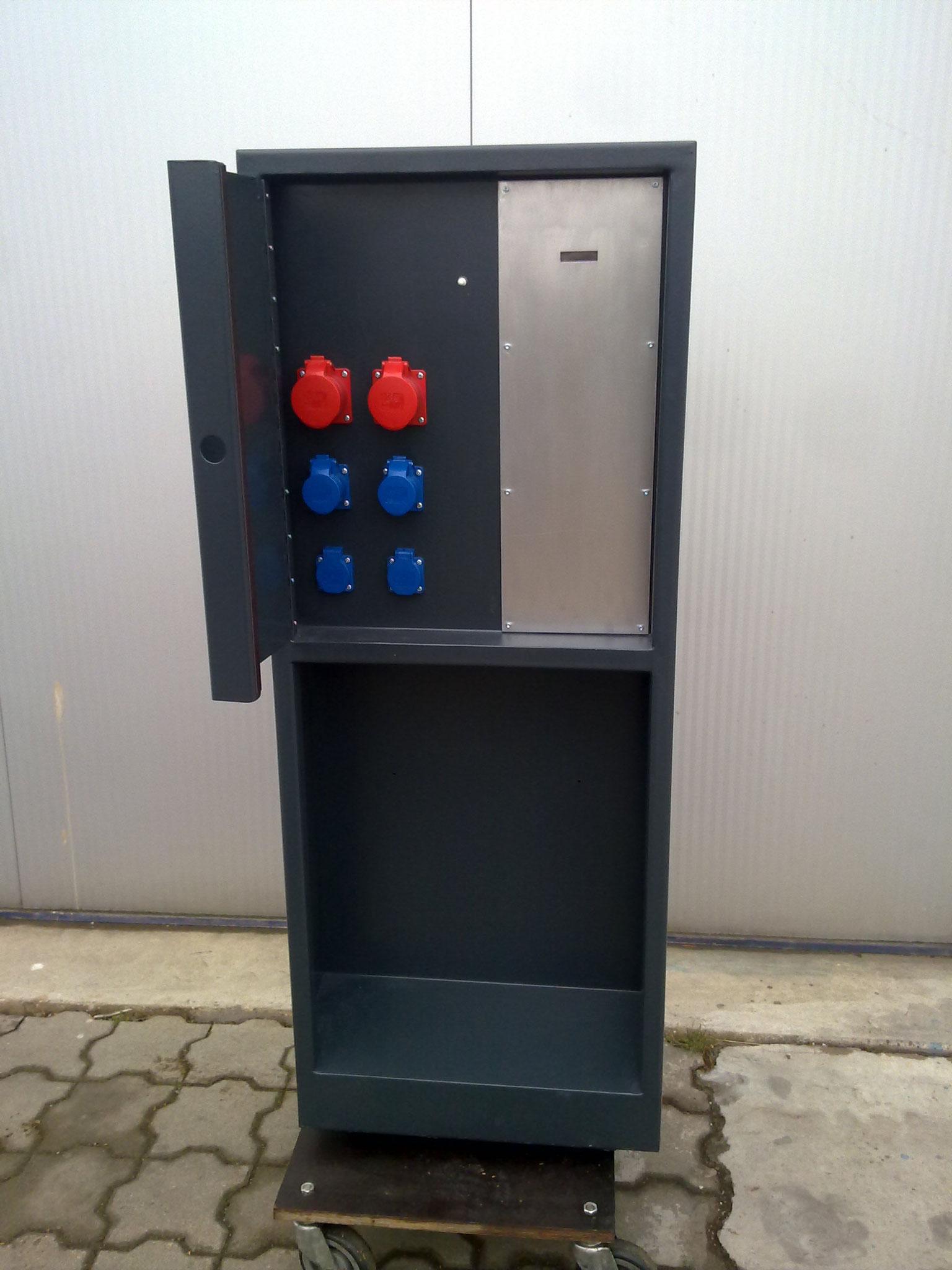Elektroautotankstelle