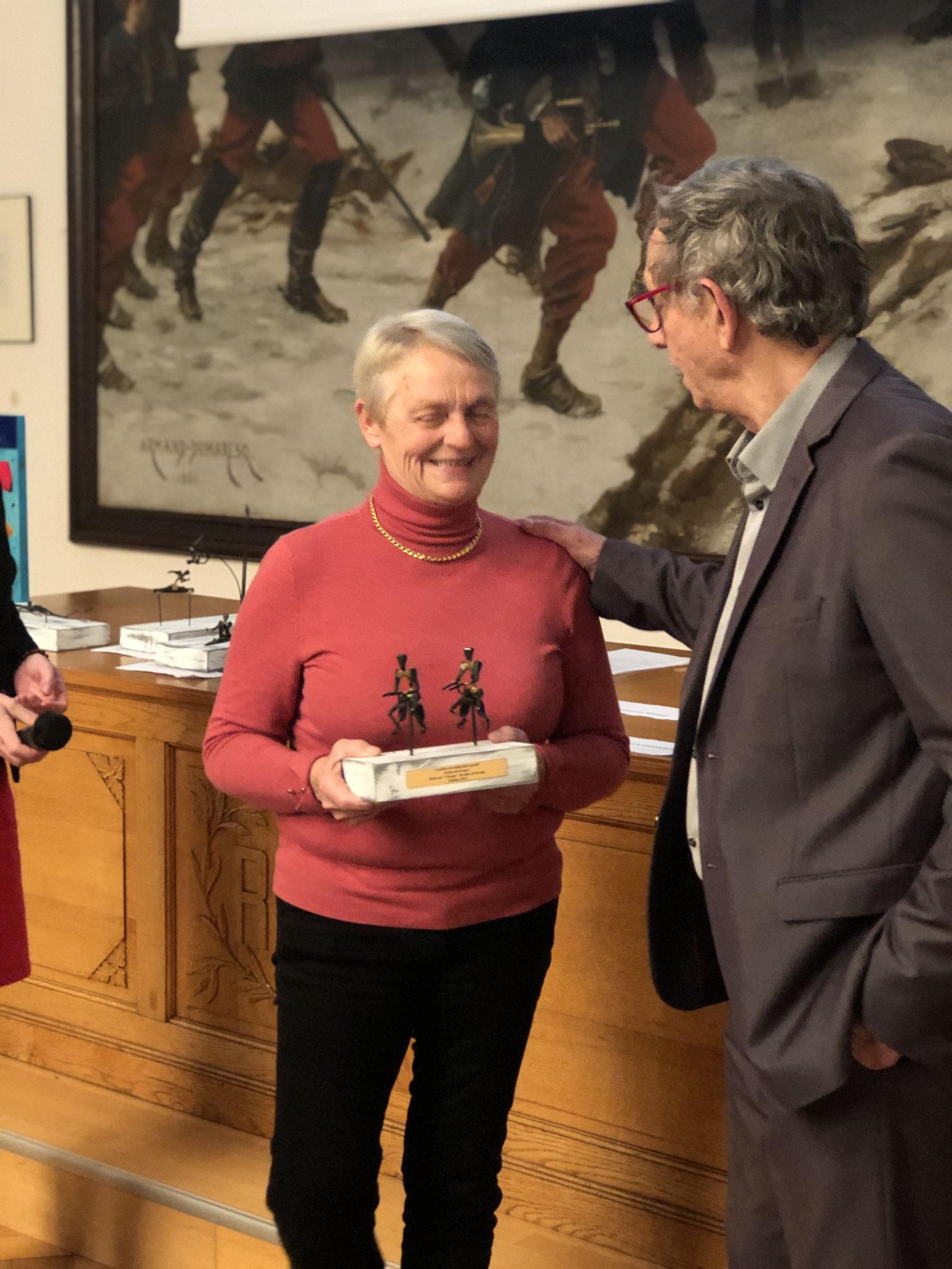 Jeannine BEGARD - Comité Hauts de France Equitation