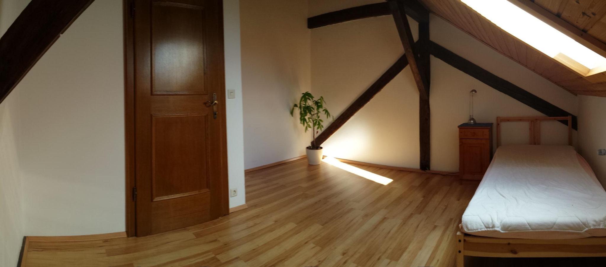 Raum 3: 15m²