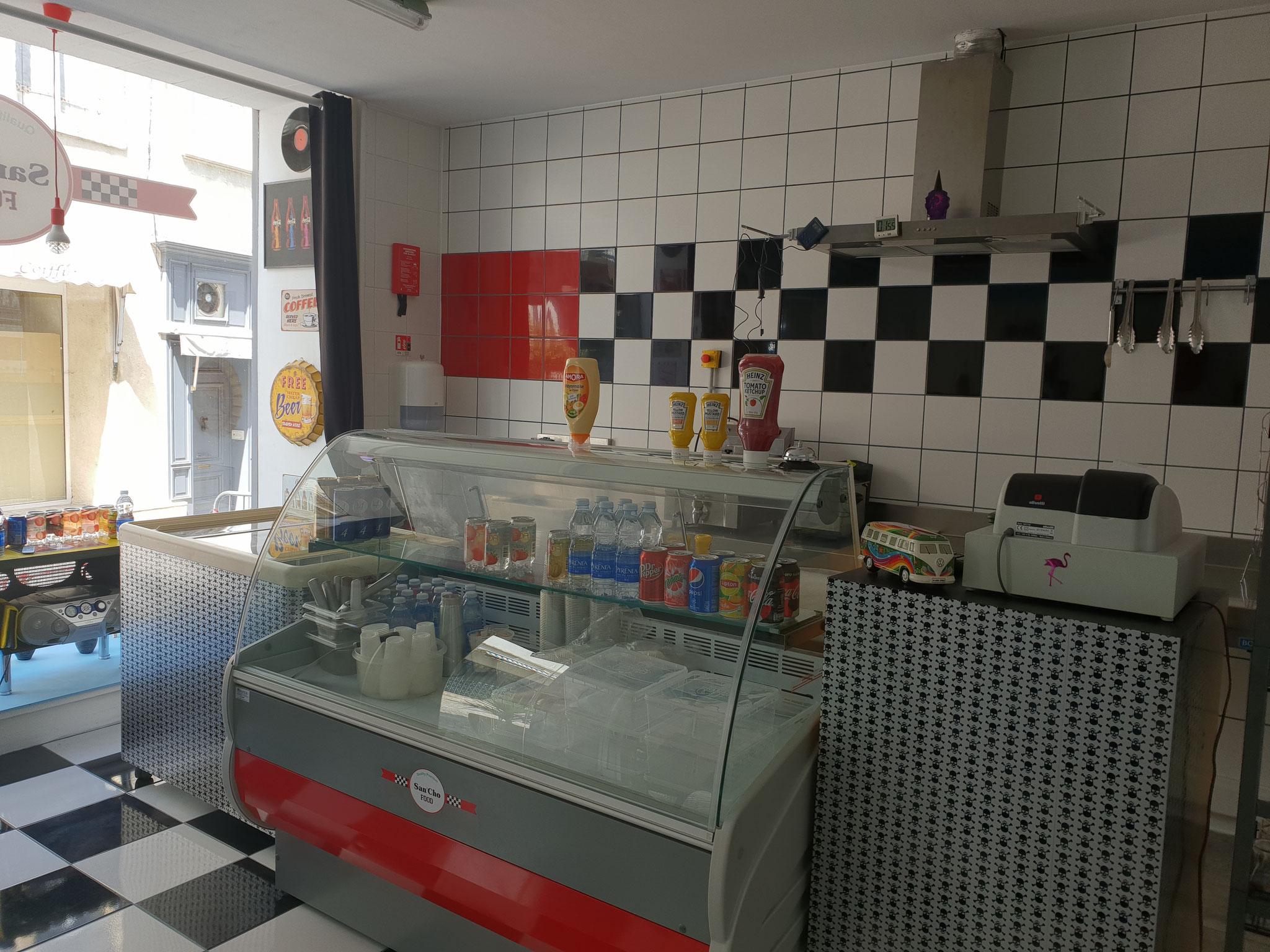 san'cho un fast food à la francaise