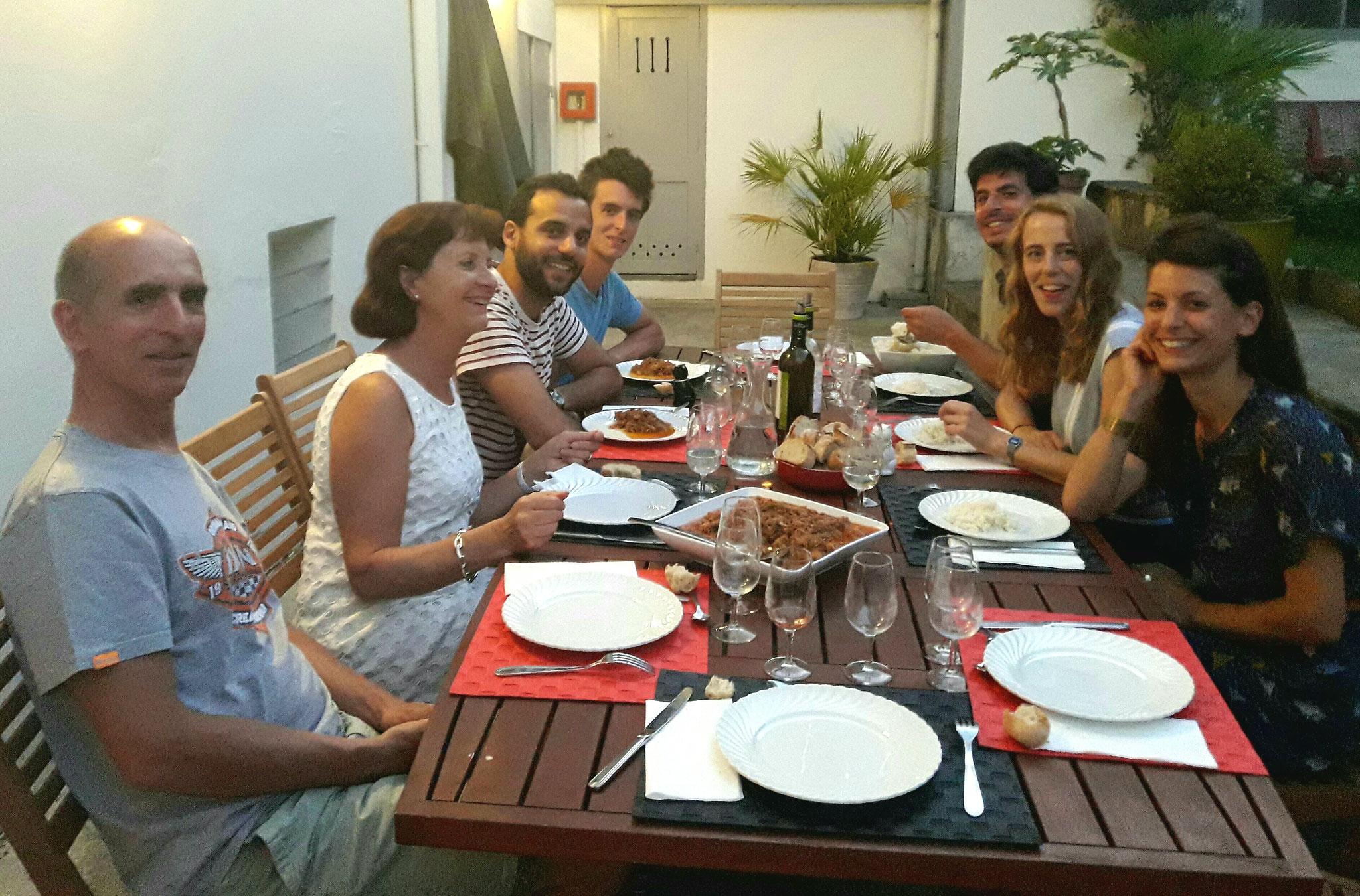 Séjour en famille en chambres d'hôtes, La Parenthèse près de Bordeaux