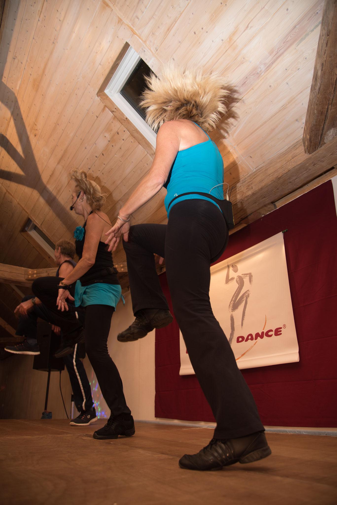 Die Energy Dance® Professional Trainer bieten dir: Ausbildung zum Trainer, Fortbildungen, Vier Elemente...