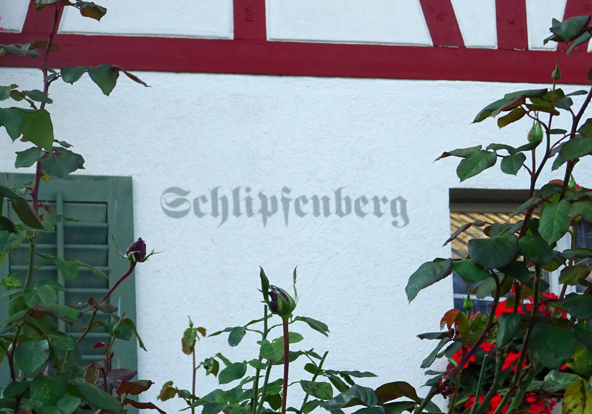 auf der Schlipfenberg wohnte Margaretha Rümmel, die letzte im Thurgau zum Tode verurteilte Frau