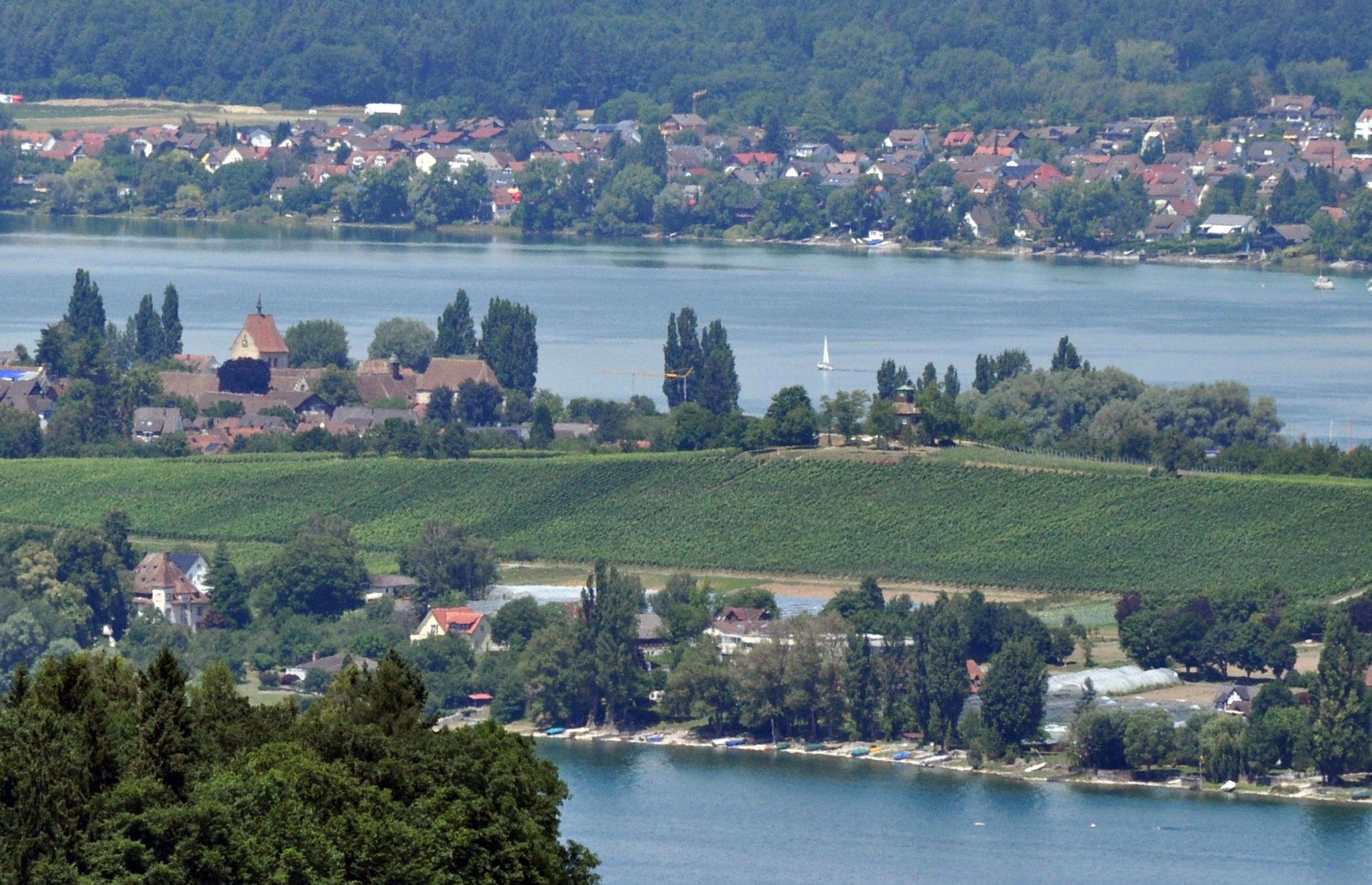 Kloster Reichenau; Mittelzell