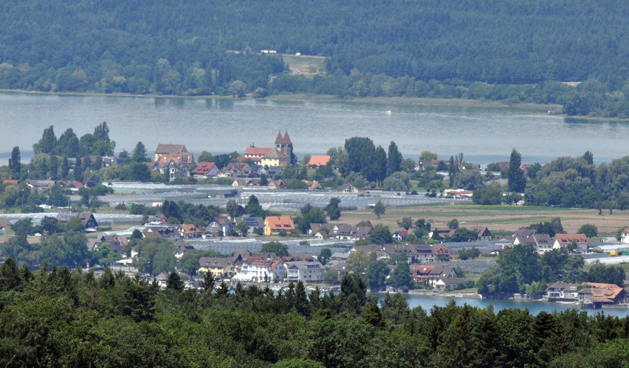 Kirche Niederzell auf der Reichenau