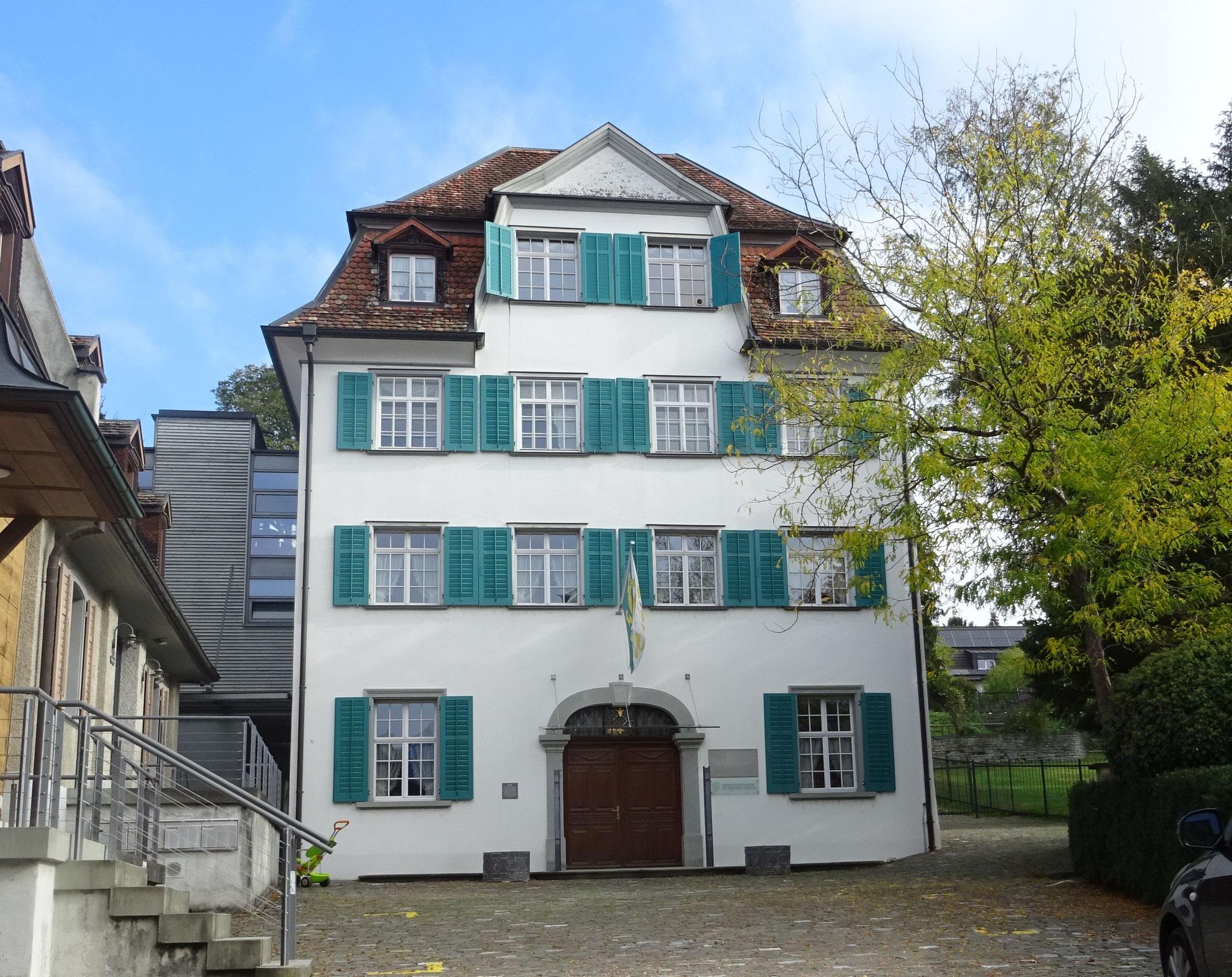 das Haus zum Komitee - das Herz der Thurgauer Unabhängigkeit