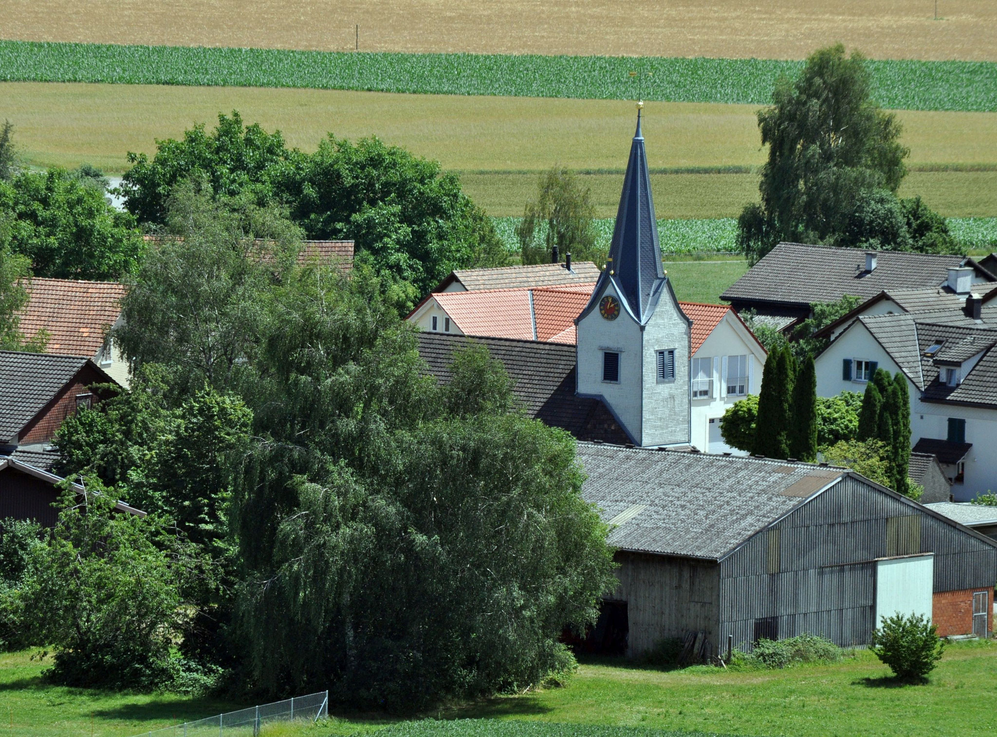 Kirche Wäldi