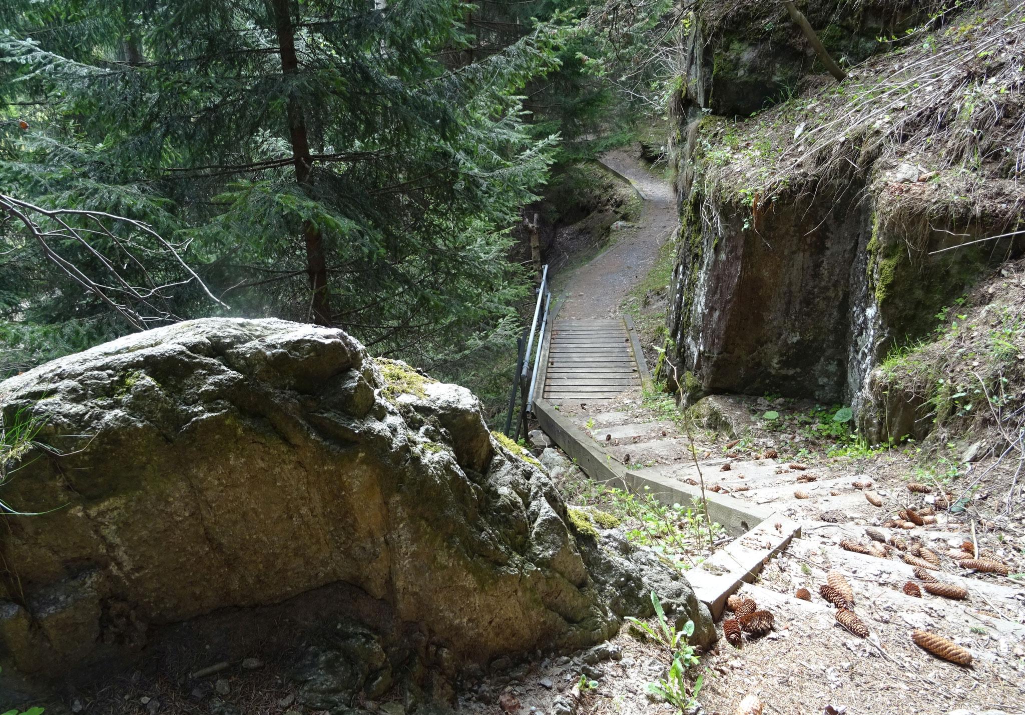 der alte Säumerweg