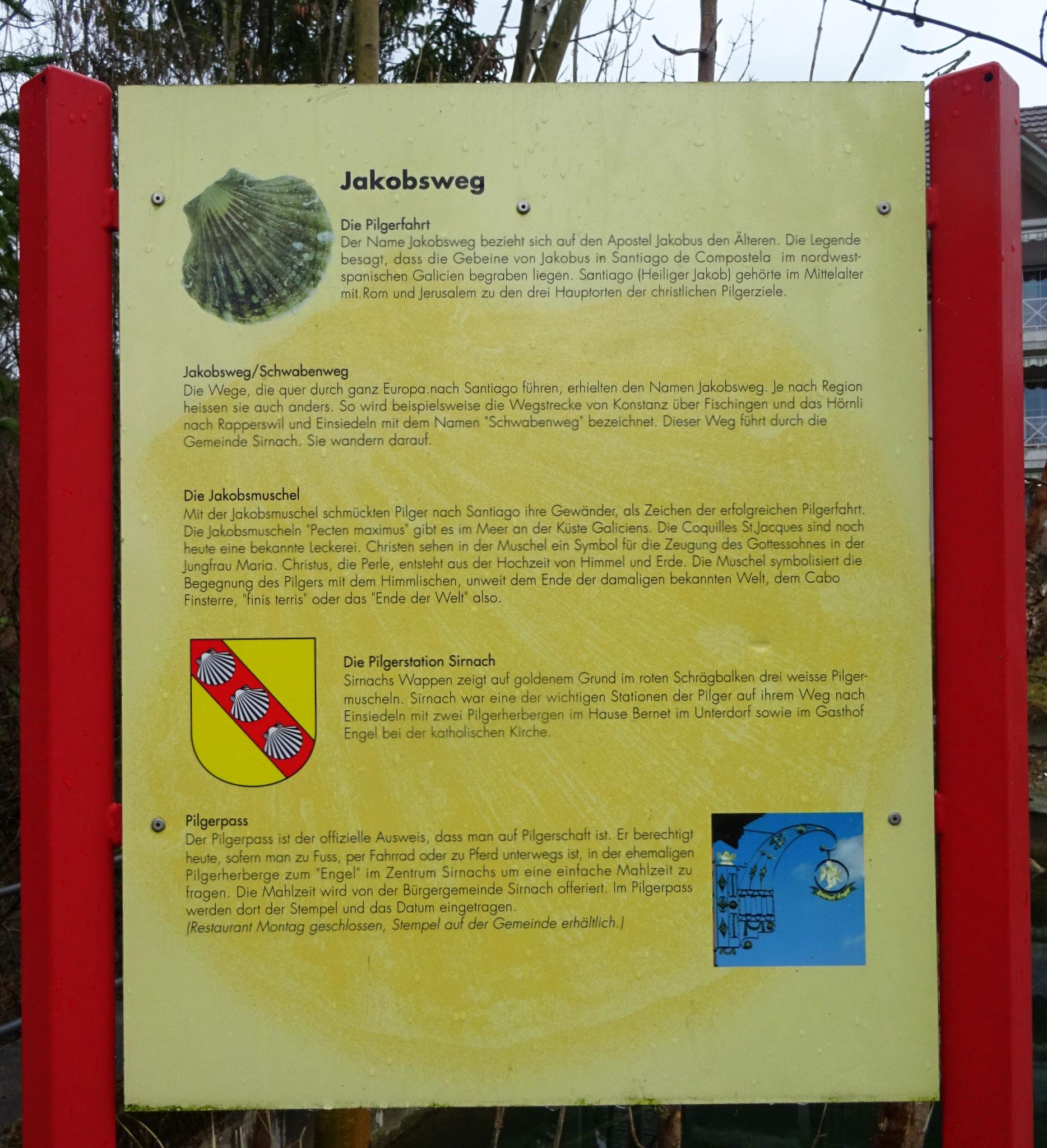 """die Strecke Konstanz-Einsiedeln nennt man den """"Schwabenweg"""""""