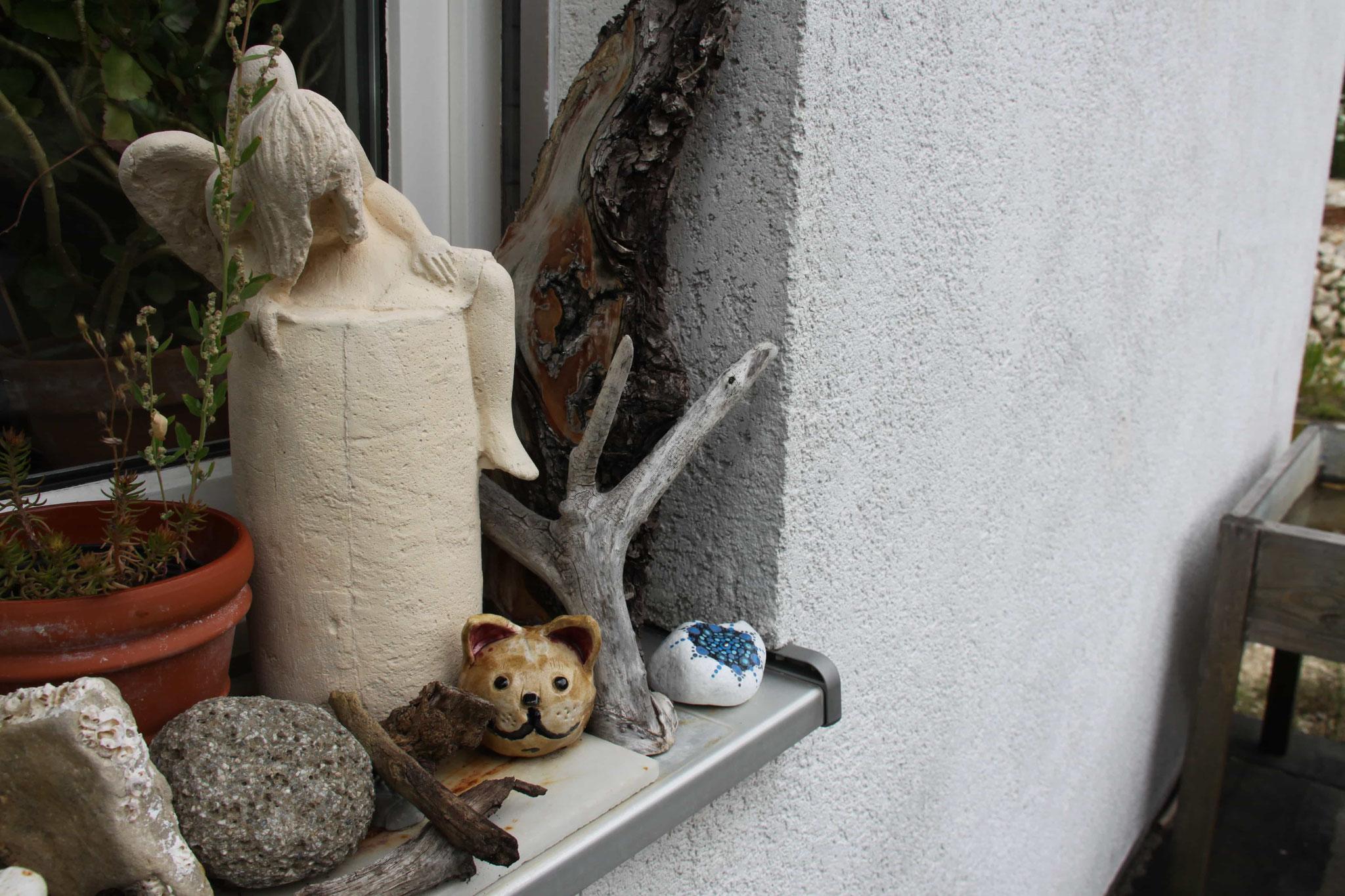 Naturmodul Fensteraußendeko