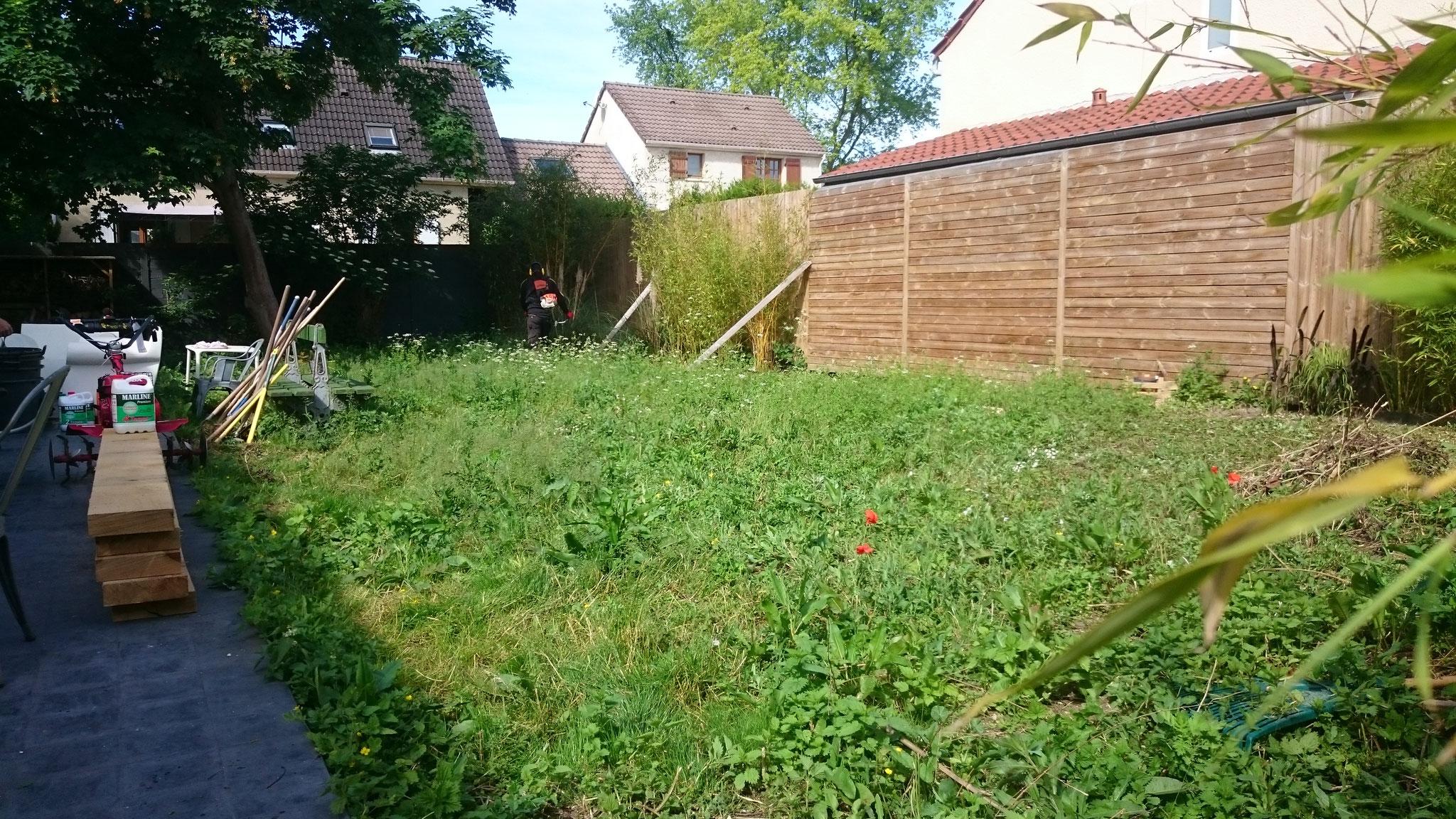 Les Green - Jardin Avant